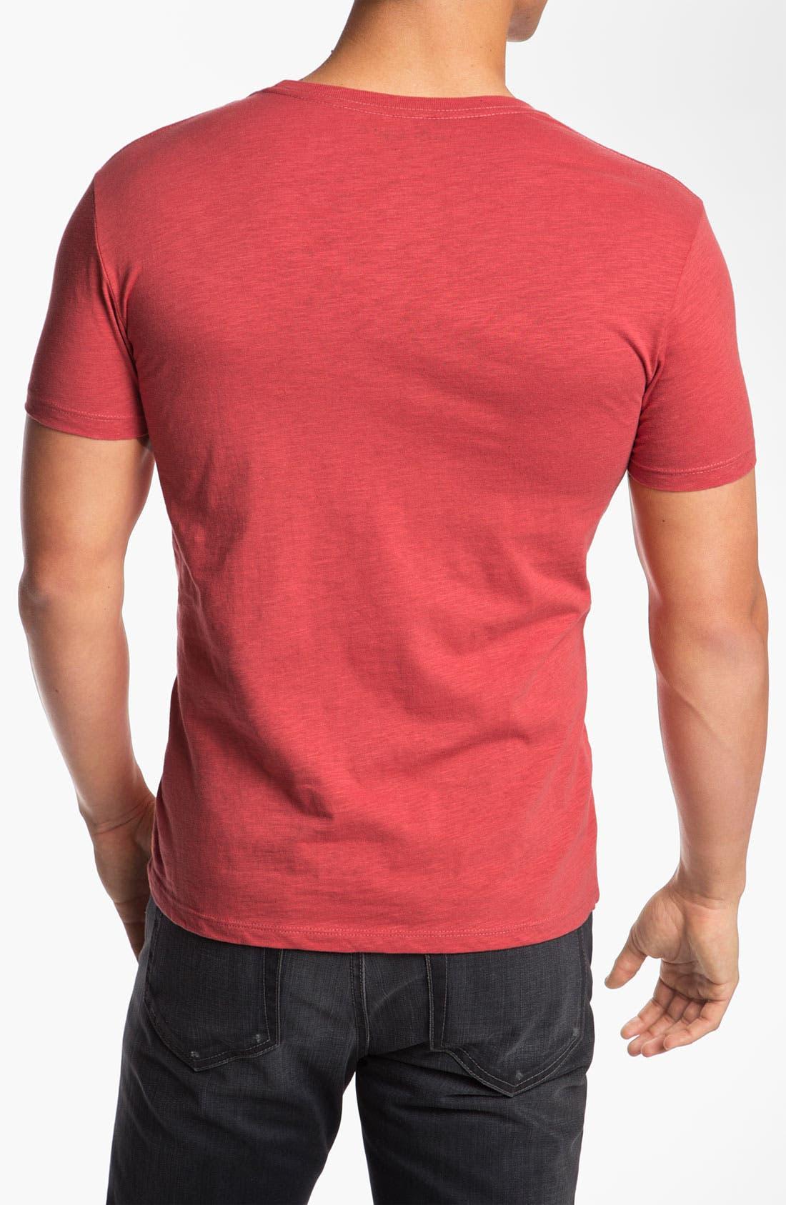 Alternate Image 2  - Obey 'Trademark Eagle' T-Shirt