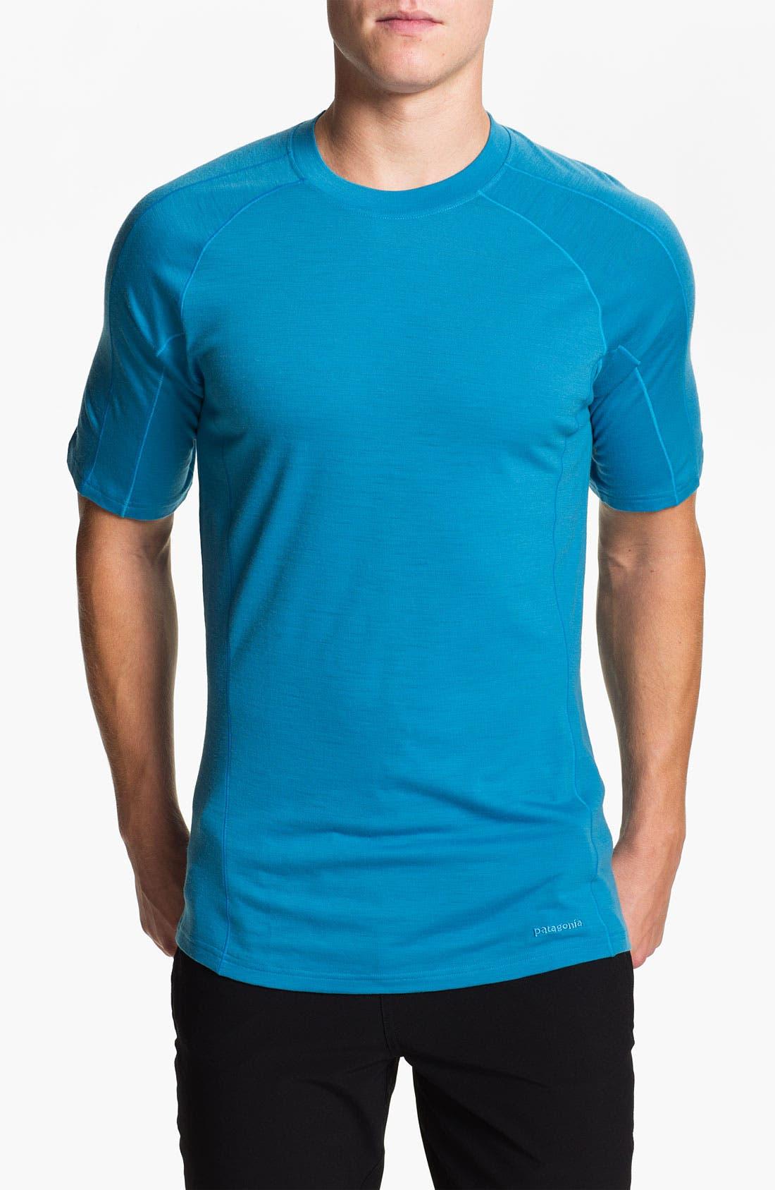 Alternate Image 1 Selected - Patagonia 'Merino 2' T-Shirt