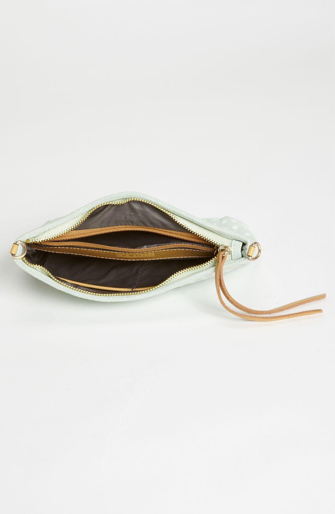 Alternate Image 3  - Kelsi Dagger 'Cicely' Suede Crossbody Bag