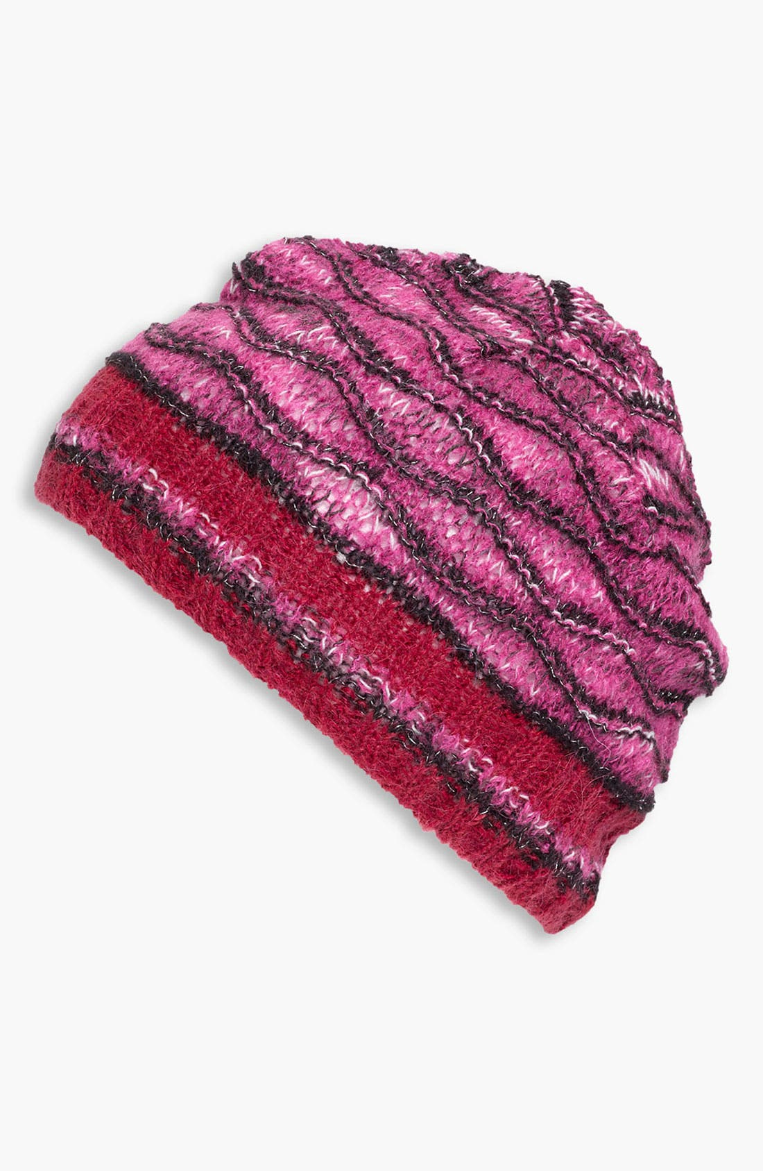 Main Image - Missoni Mohair Blend Knit Cap