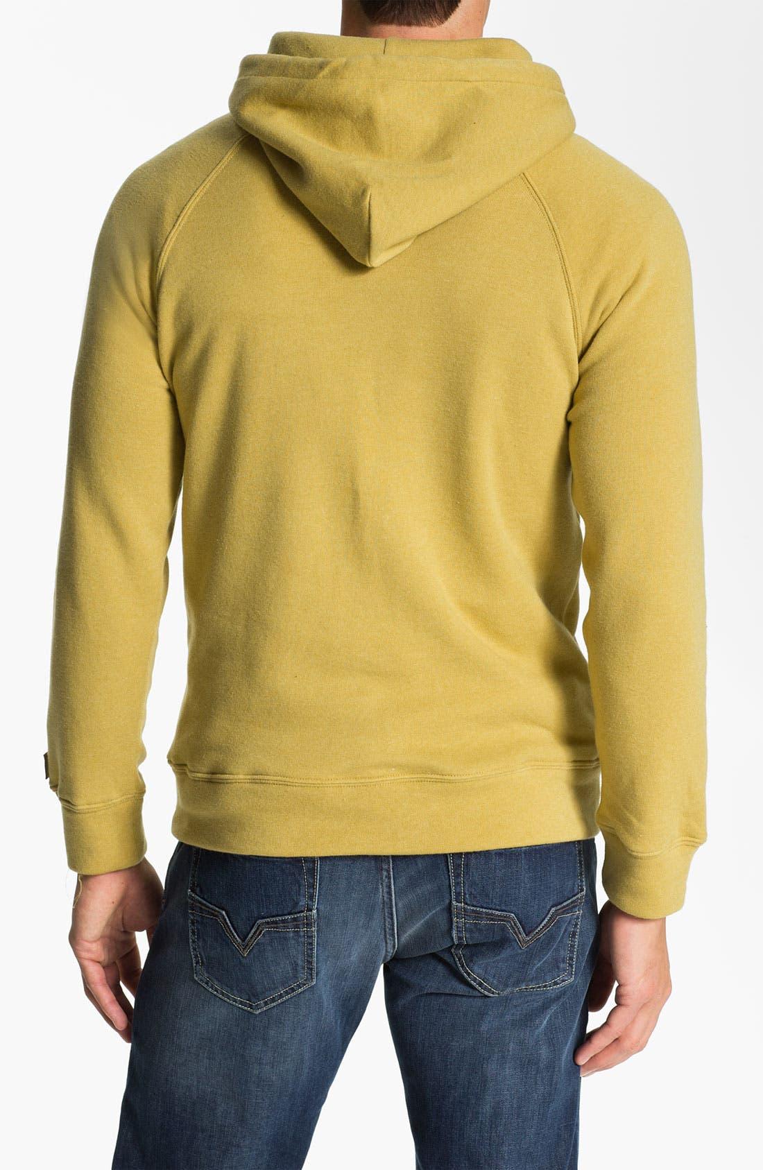 Alternate Image 2  - Obey 'Lofty Creature Comforts' Hooded Sweatshirt