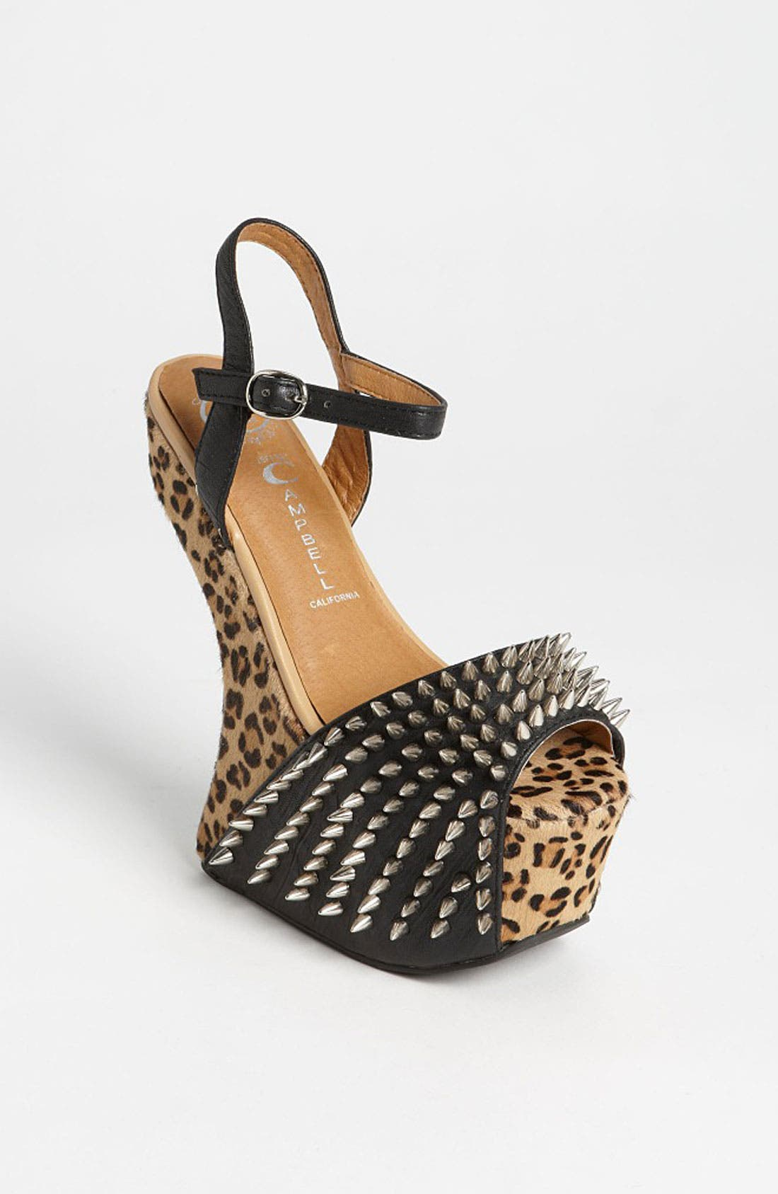 Alternate Image 1 Selected - Jeffrey Campbell 'Vicious-Ex' Sandal