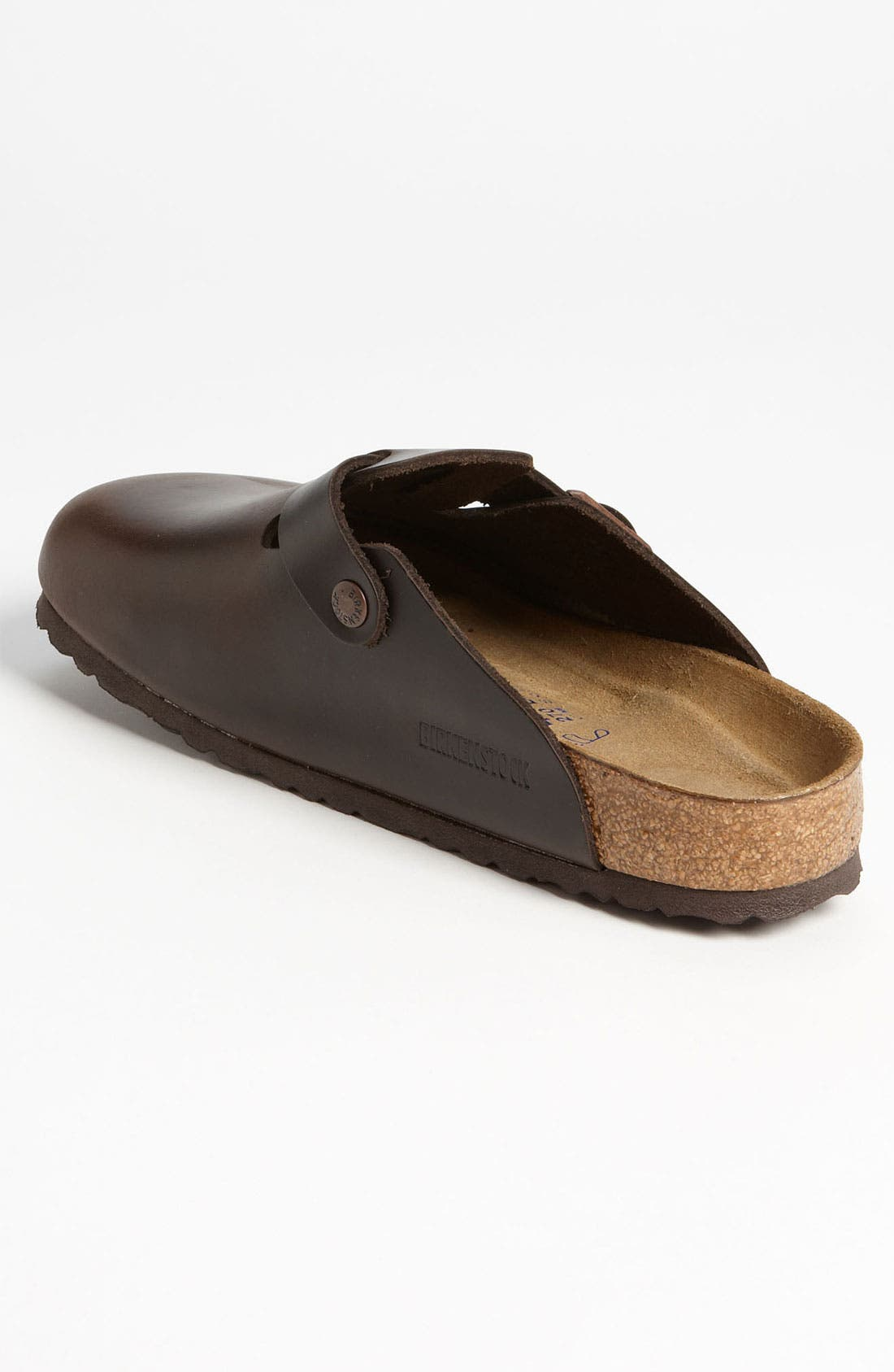Alternate Image 2  - Birkenstock 'Boston Soft' Clog   (Men)