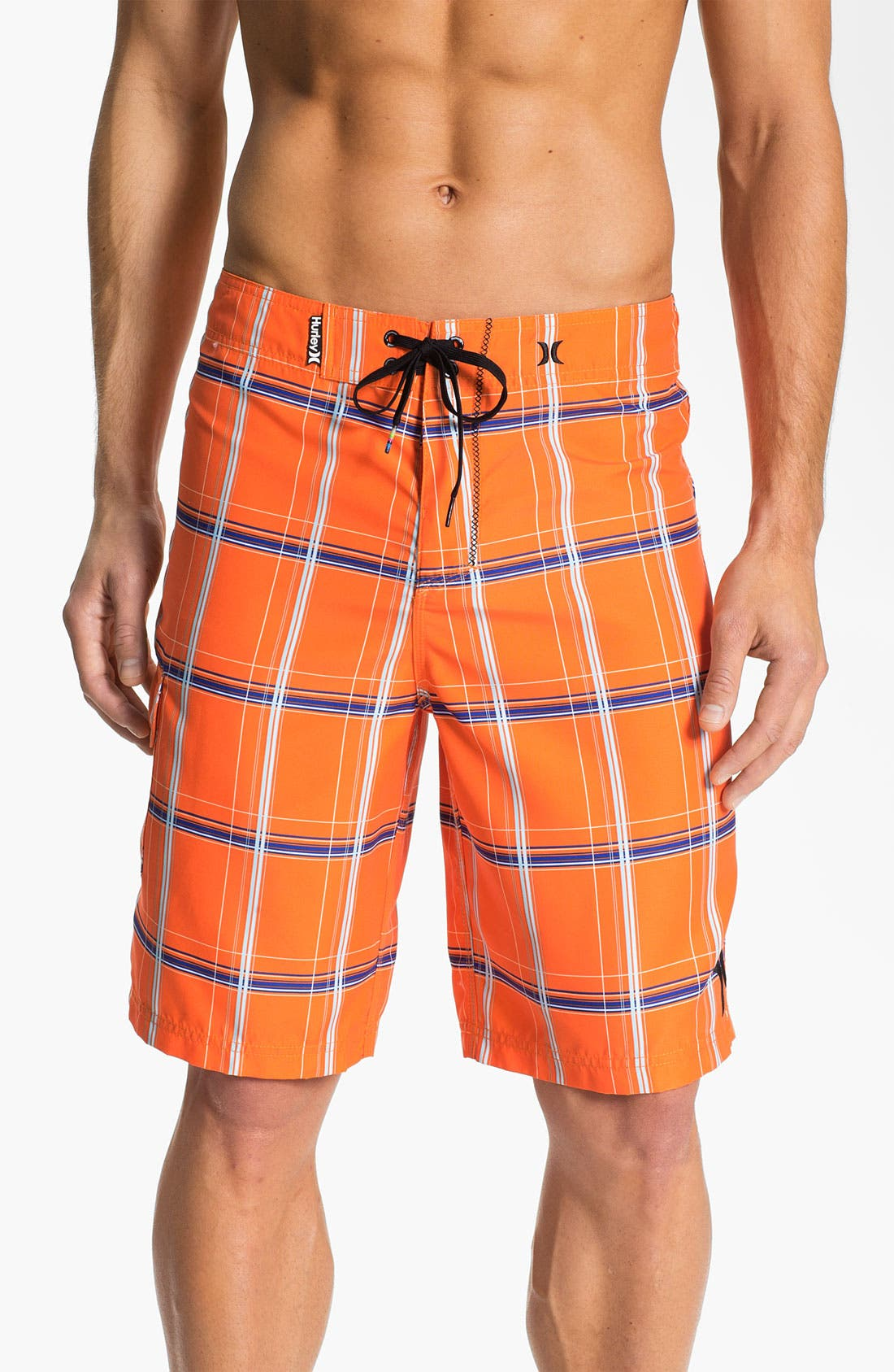 Alternate Image 1 Selected - Hurley 'Puerto Rico' Recycled Board Shorts