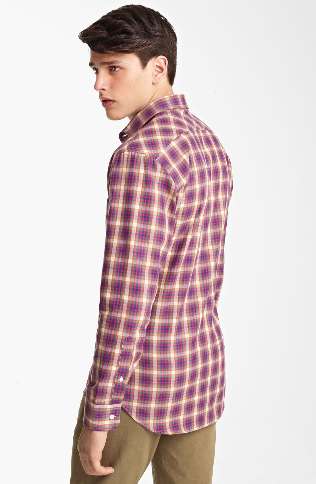 Alternate Image 2  - Billy Reid 'John T' Plaid Woven Shirt