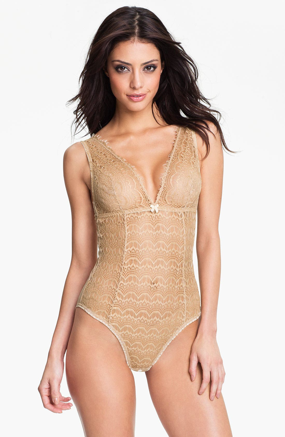Main Image - Mimi Holliday 'Bisou Bisou Brulée' Bodysuit