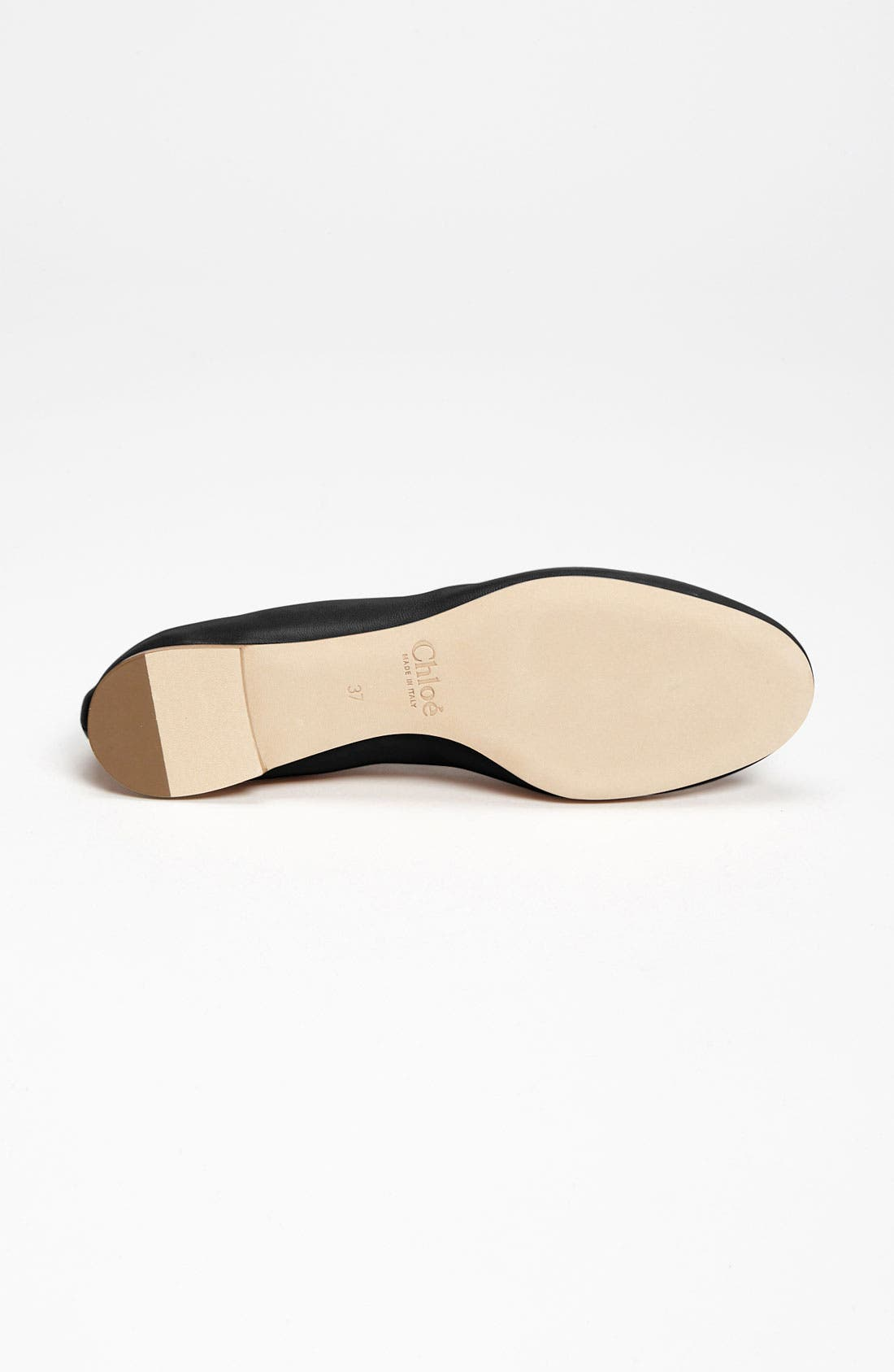 Alternate Image 4  - Chloé Scalloped Ballet Flat