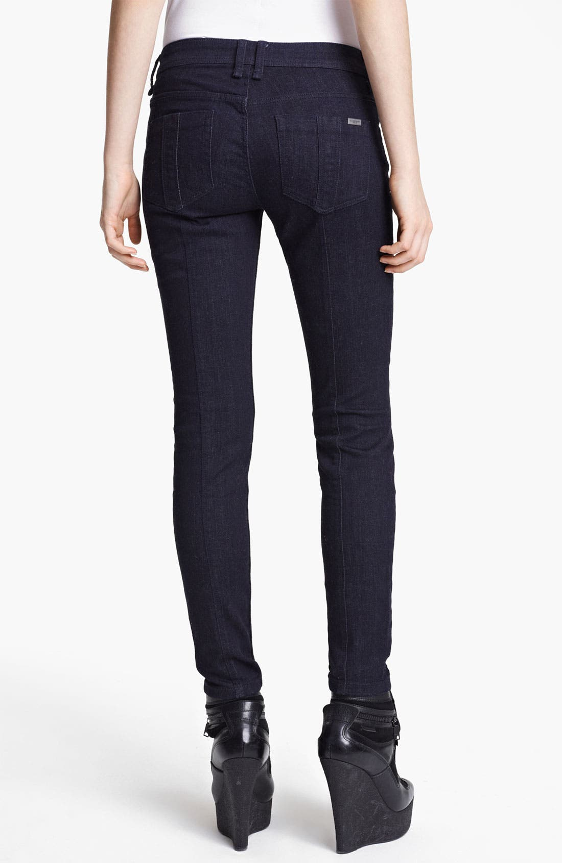 Alternate Image 2  - Burberry Brit 'Westbourne' Skinny Jeans