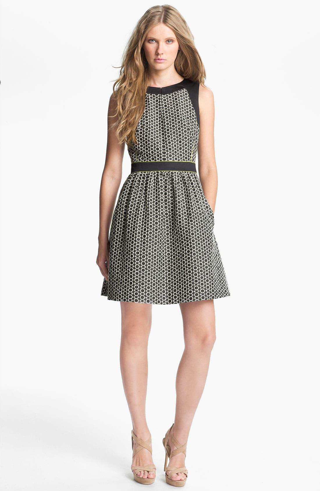 Alternate Image 1 Selected - Mcginn Sleeveless Fit & Flare Dress