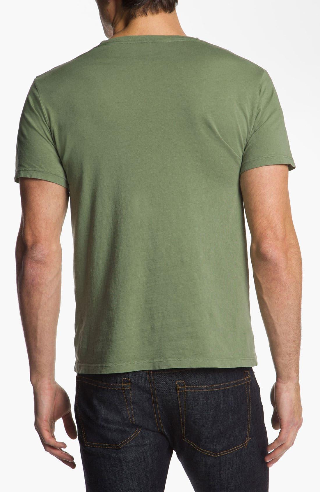 Alternate Image 2  - Altru 'California Bear' Graphic T-Shirt