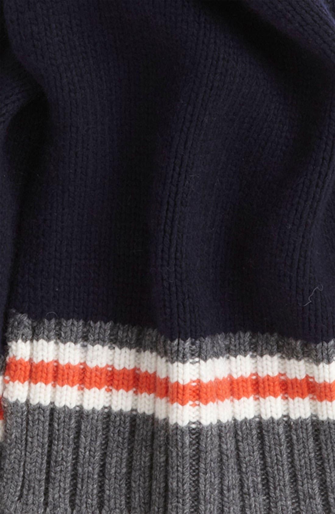 Alternate Image 2  - Lacoste 'Toboggan' Knit Gloves