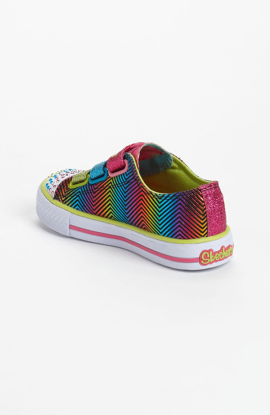 Alternate Image 2  - SKECHERS 'Shuffles - Baby Luv' Sneaker (Toddler & Little Kid)