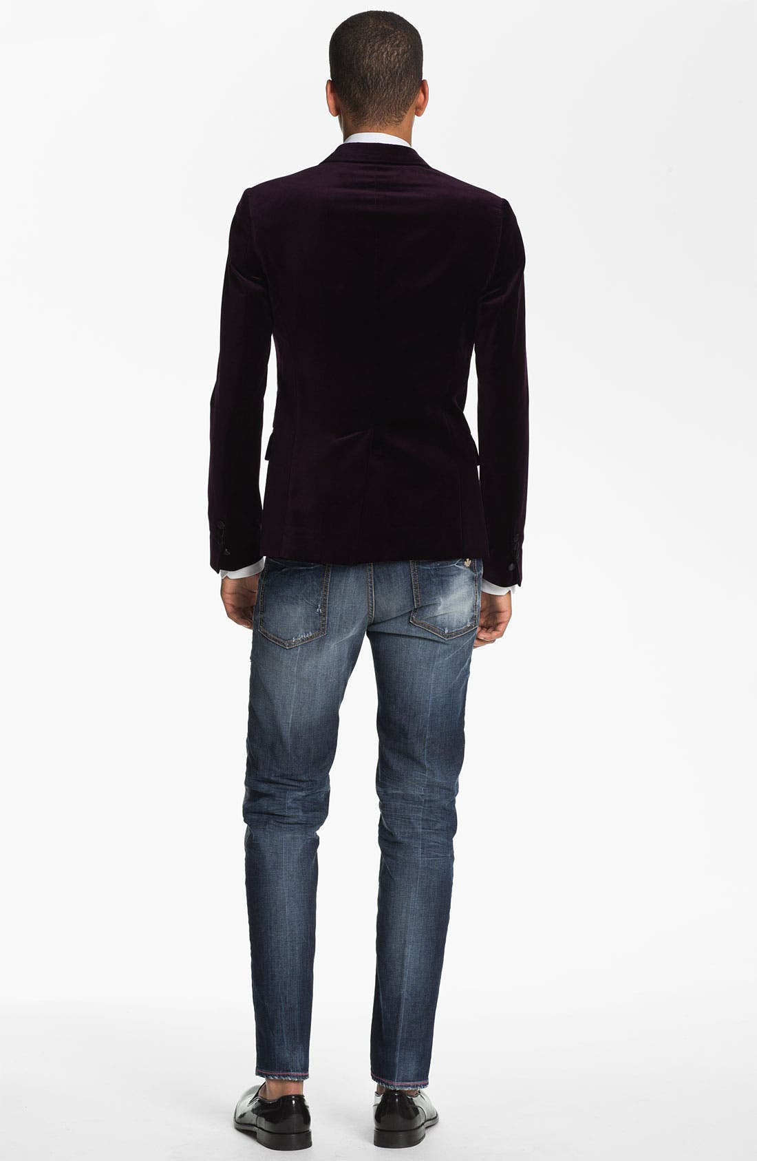 Alternate Image 6  - Dsquared2 'Dean' Straight Leg Jeans