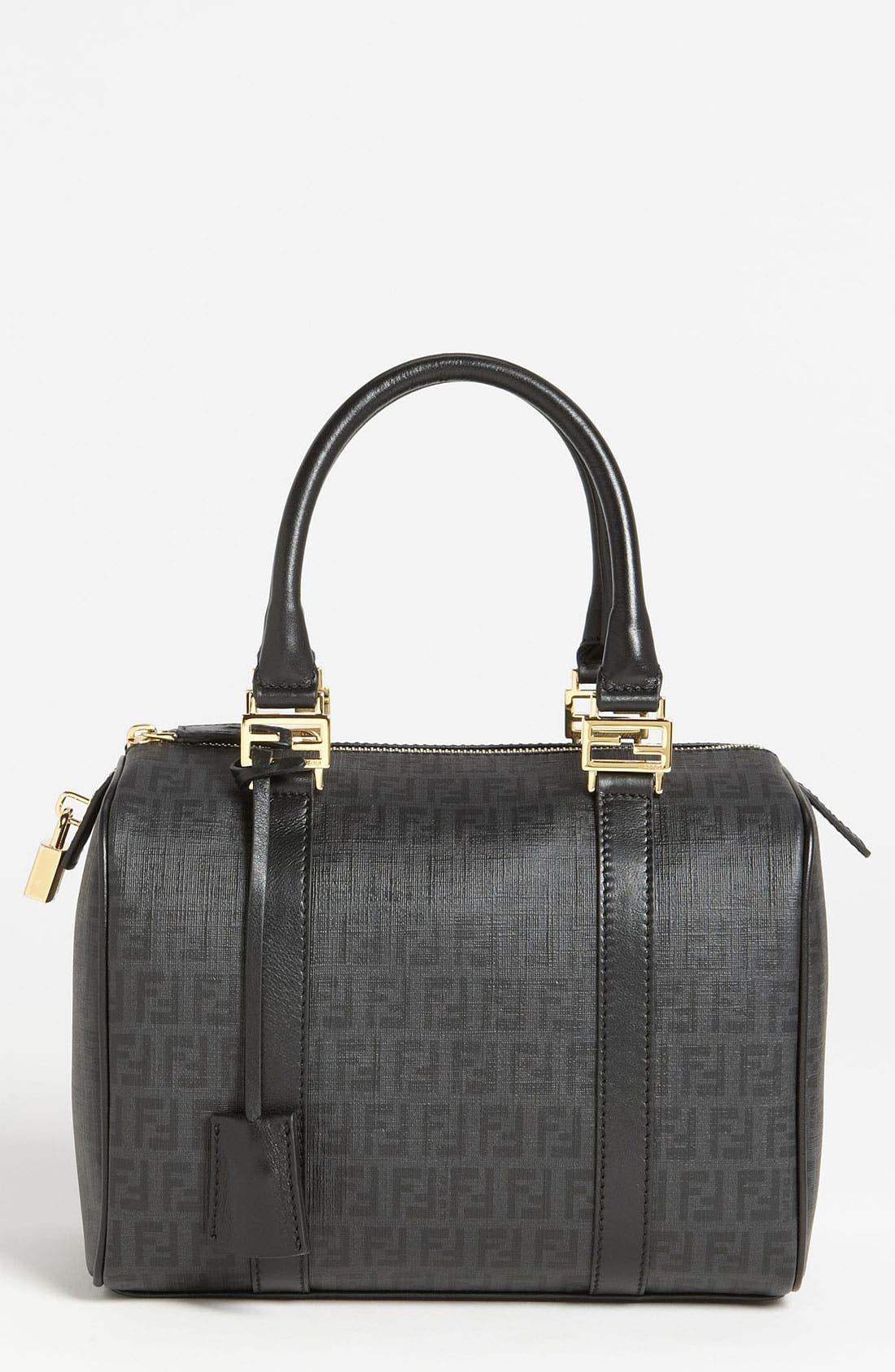 Alternate Image 1 Selected - Fendi 'Forever - Small' Boston Bag