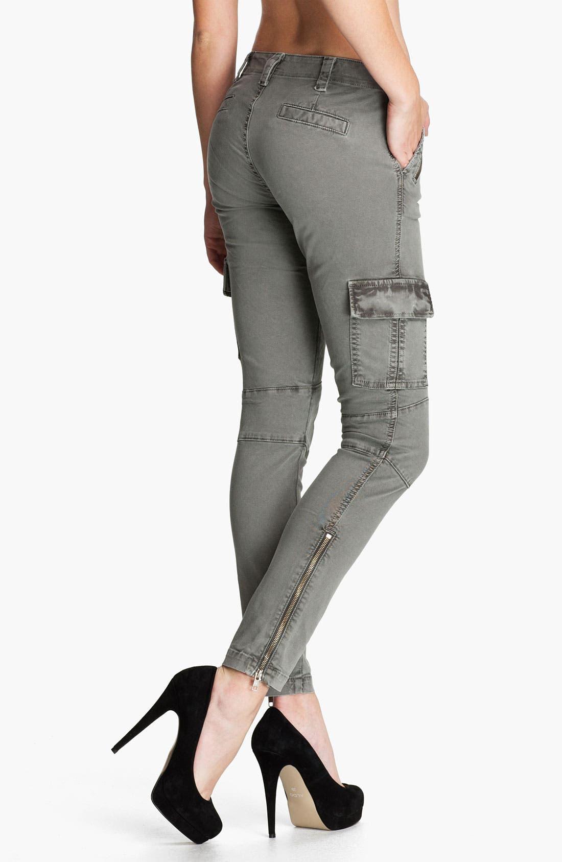 Alternate Image 2  - J Brand 'Maverick' Cargo Pants