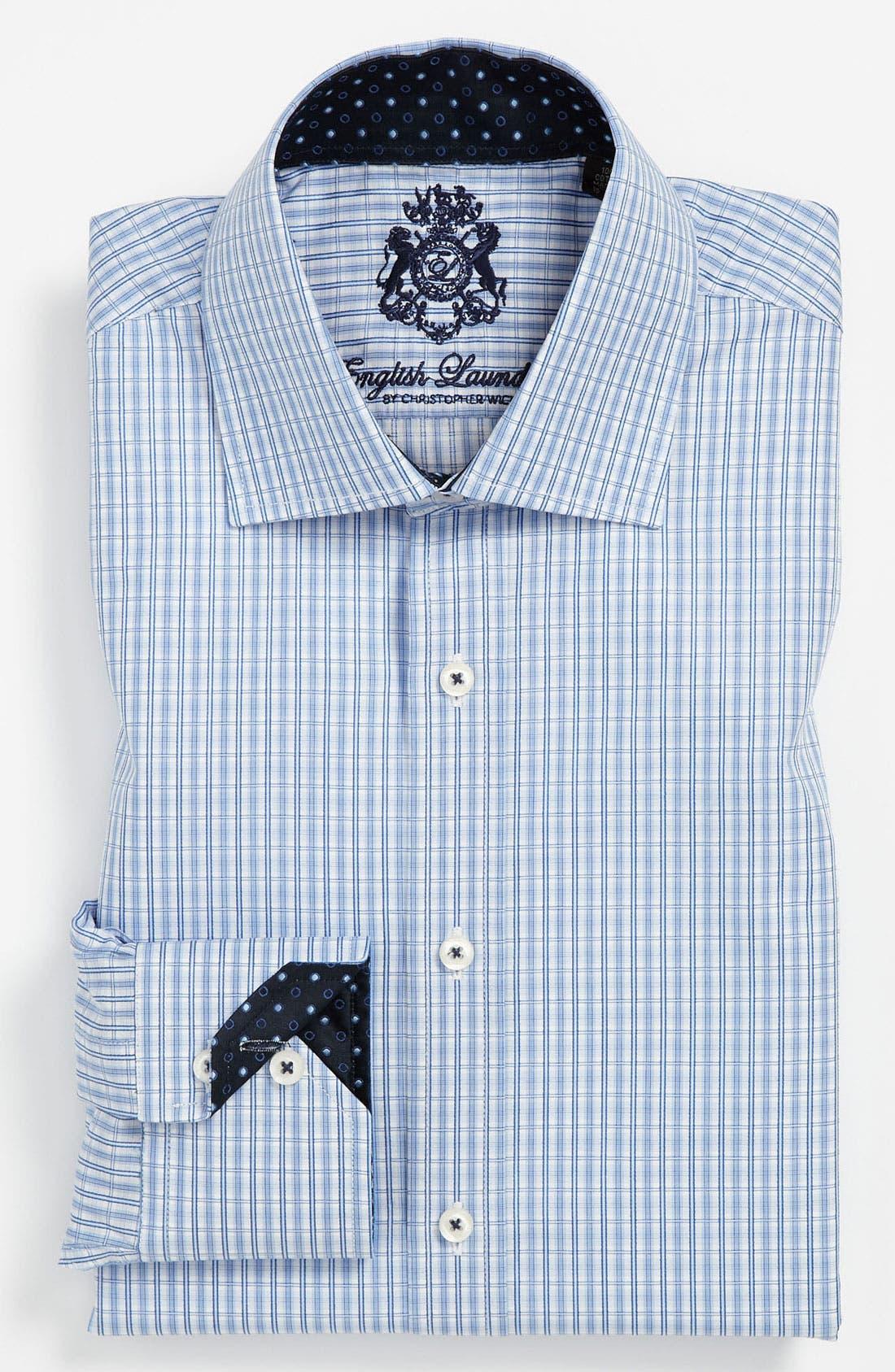 Main Image - English Laundry Trim Fit Dress Shirt