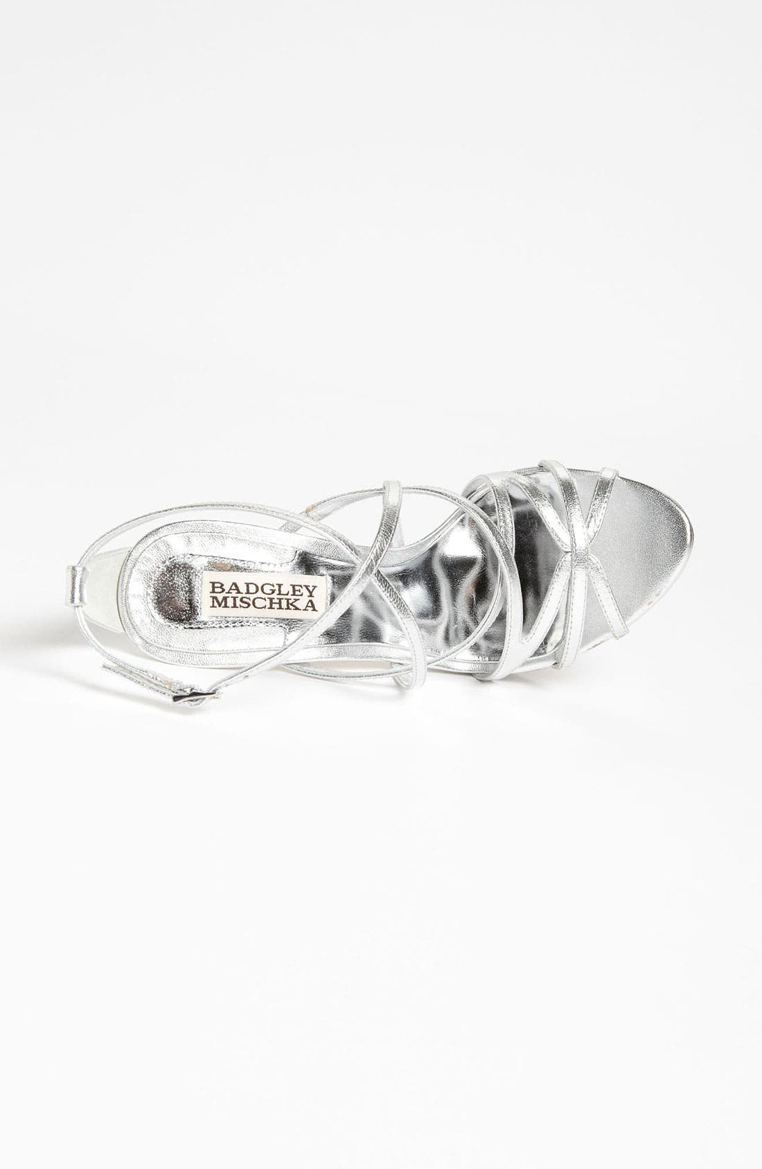 Alternate Image 3  - Badgley Mischka 'Adonis II' Sandal