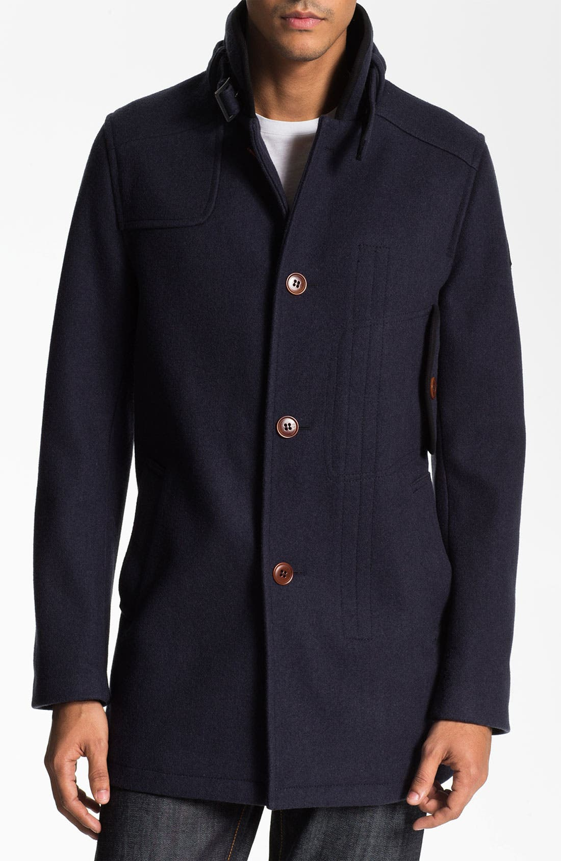 Alternate Image 1 Selected - G-Star Raw 'Decoy' Garber Trench Coat