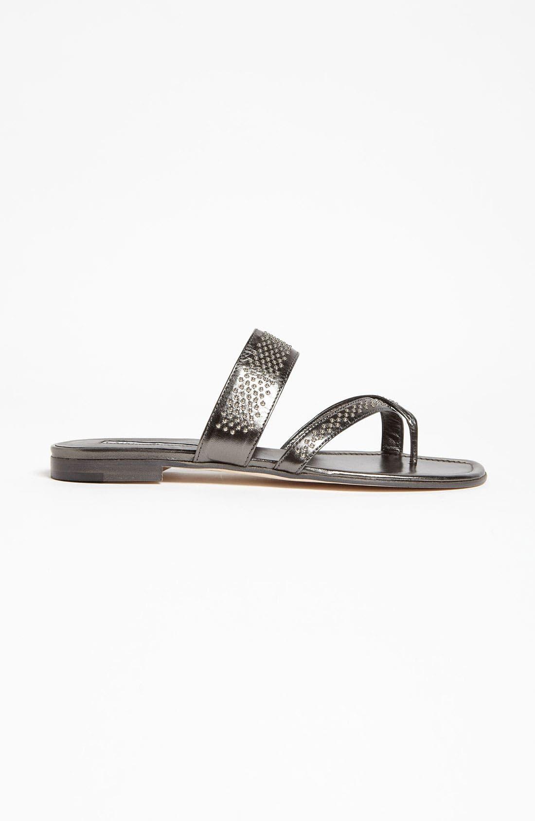 Alternate Image 4  - Manolo Blahnik 'Susabor' Sandal