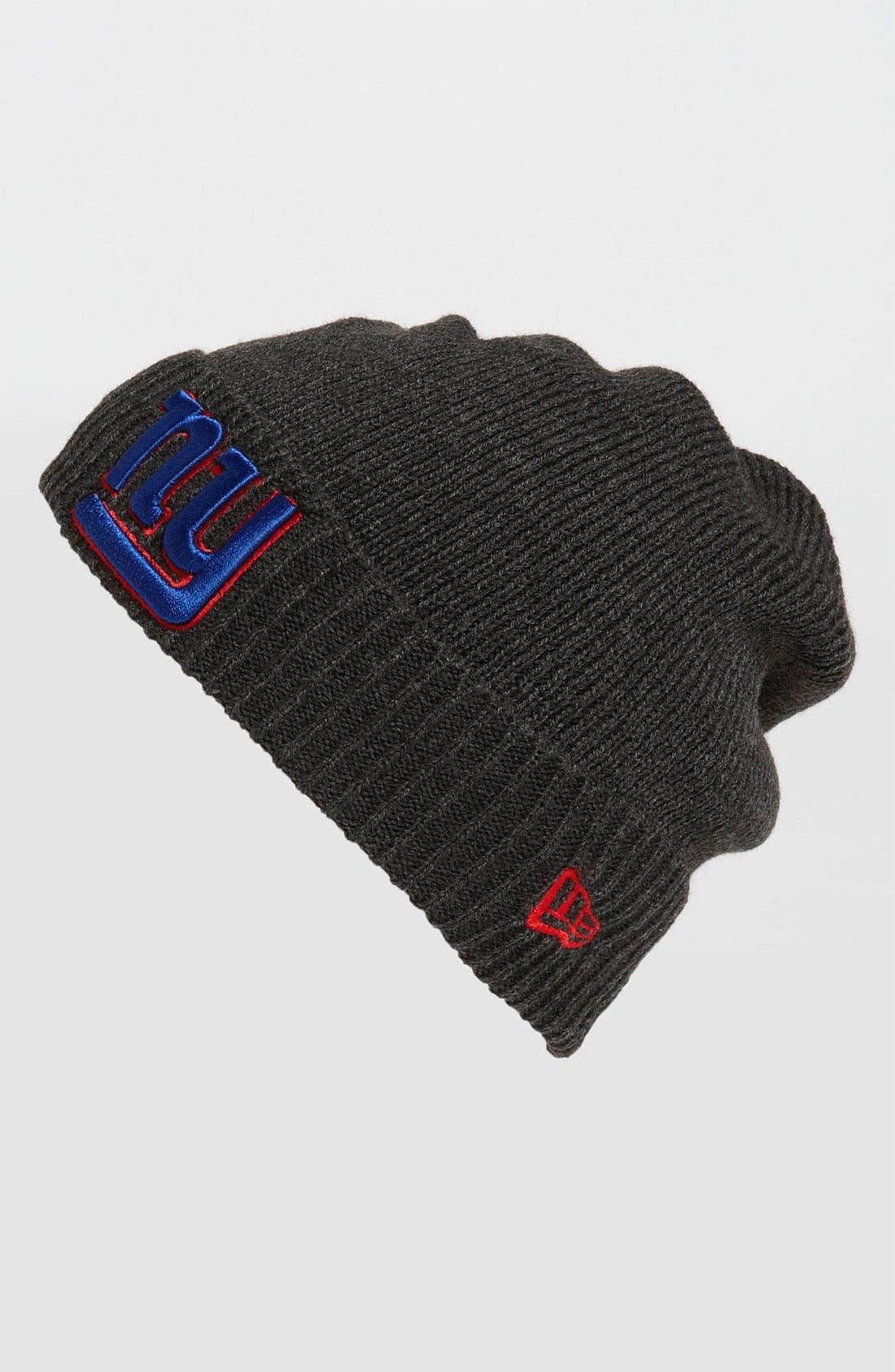 Alternate Image 1 Selected - New Era Cap 'New York Giants' Thermal Beanie