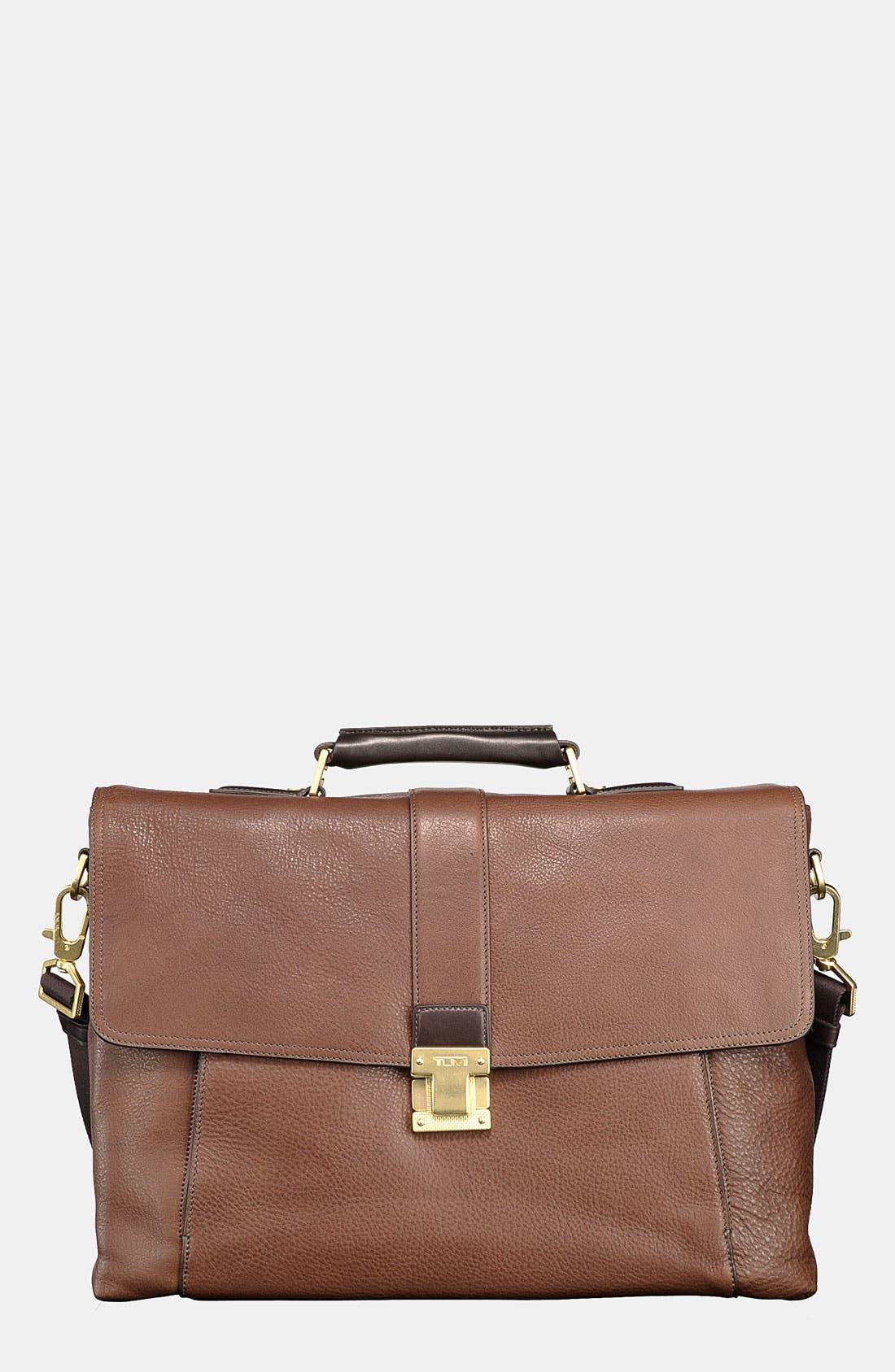 Alternate Image 1 Selected - Tumi 'Beacon Hill - Cambridge' Flap Briefcase