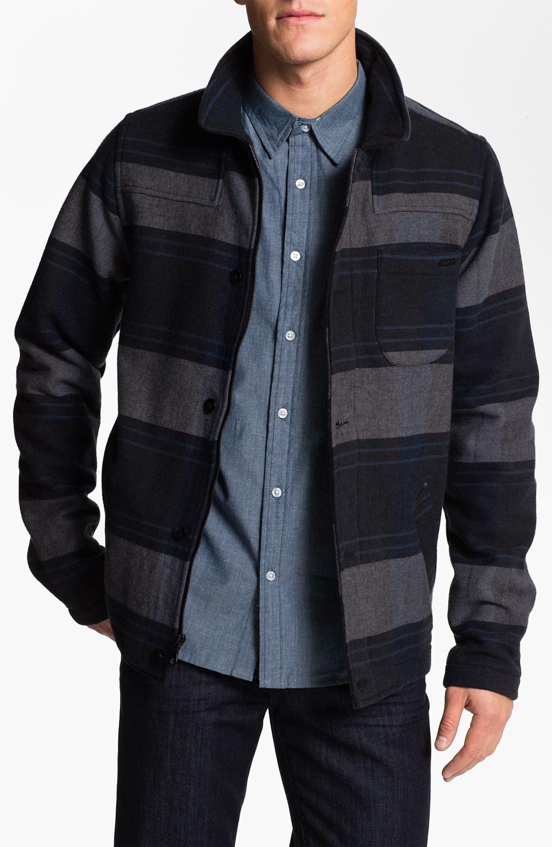 Main Image - Ezekiel 'Ellis' Stripe Jacket