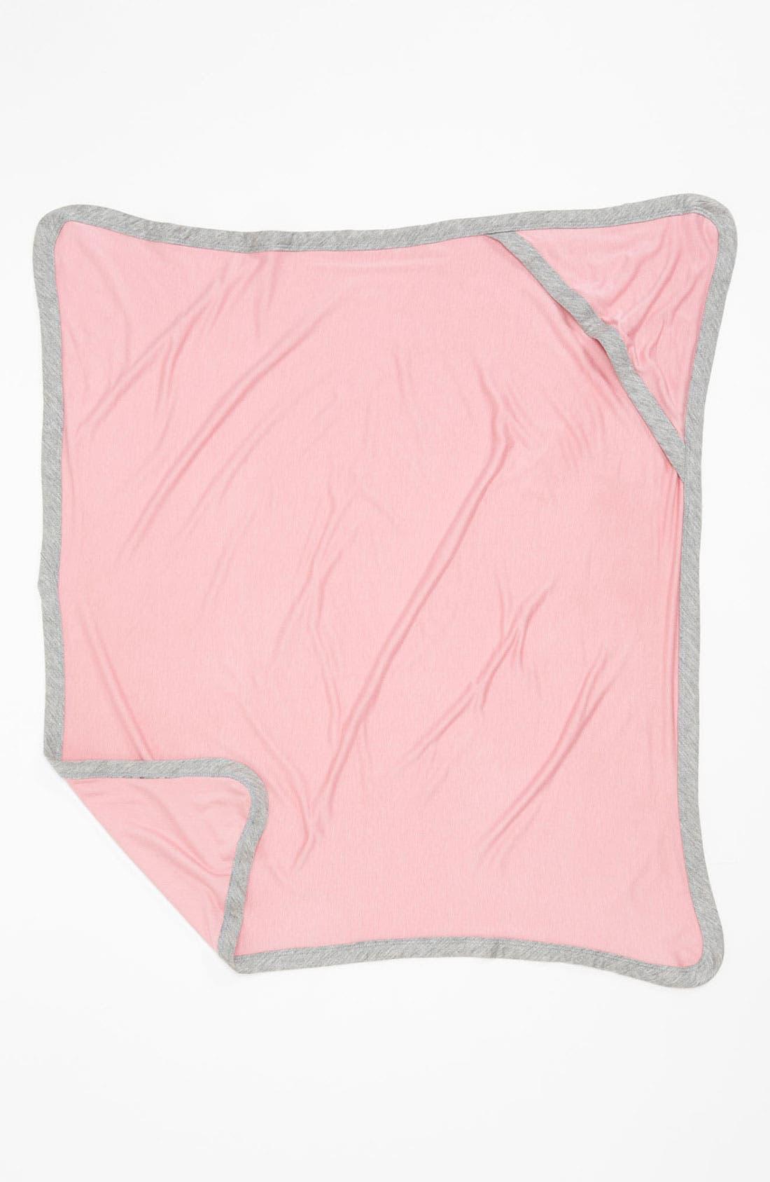 Alternate Image 3  - Japanese Weekend Maternity Pajama Gift Set with Infant Blanket