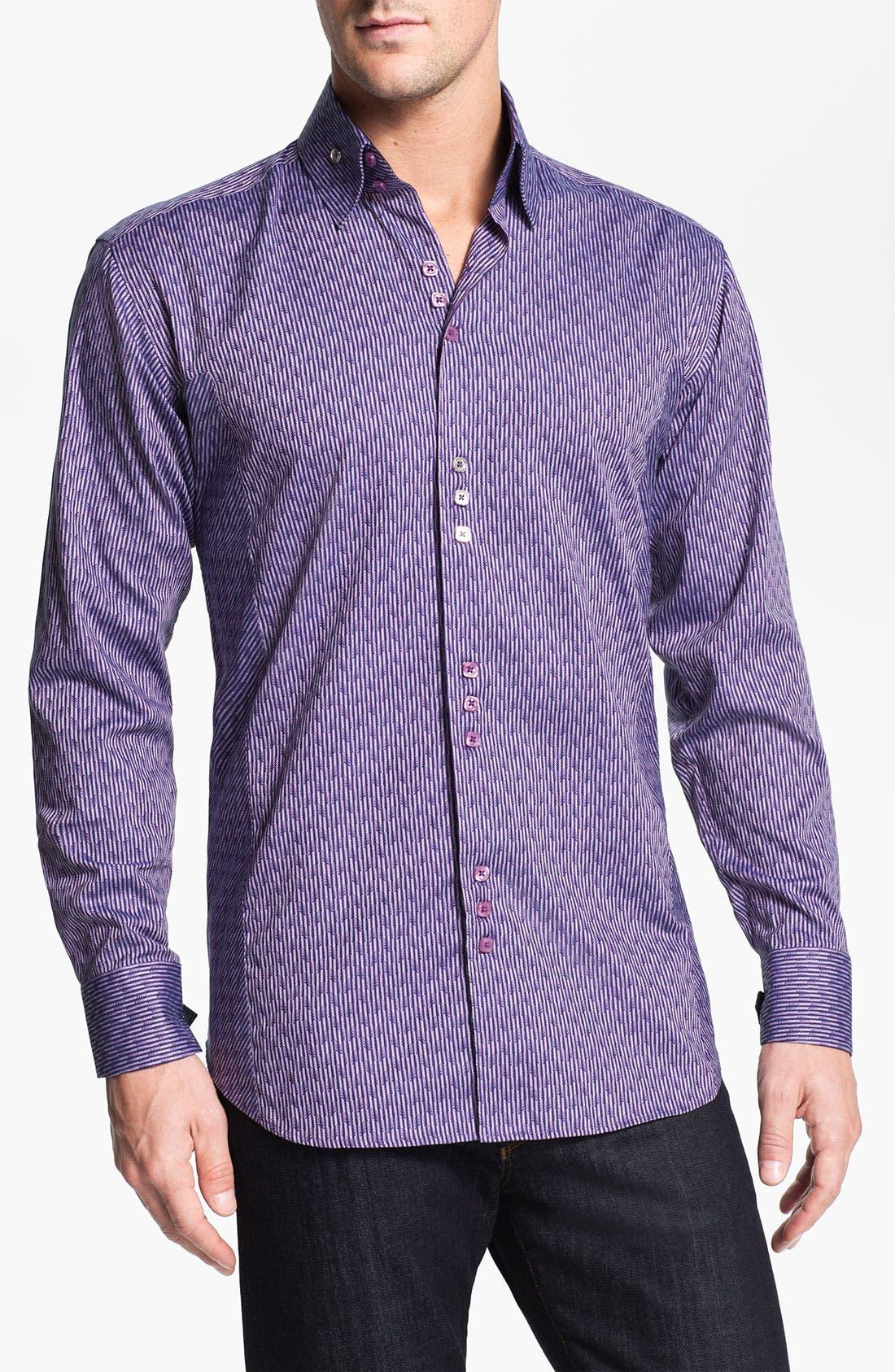 Alternate Image 1 Selected - Bogosse 'Clau 89' Sport Shirt