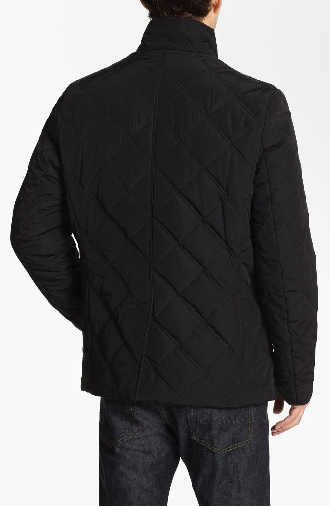 Alternate Image 2  - Vince Camuto Quilted Jacket
