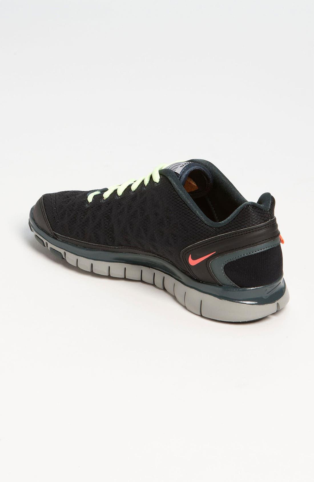 Alternate Image 2  - Nike 'Free TR Fit 2 Shield' Training Shoe (Women)