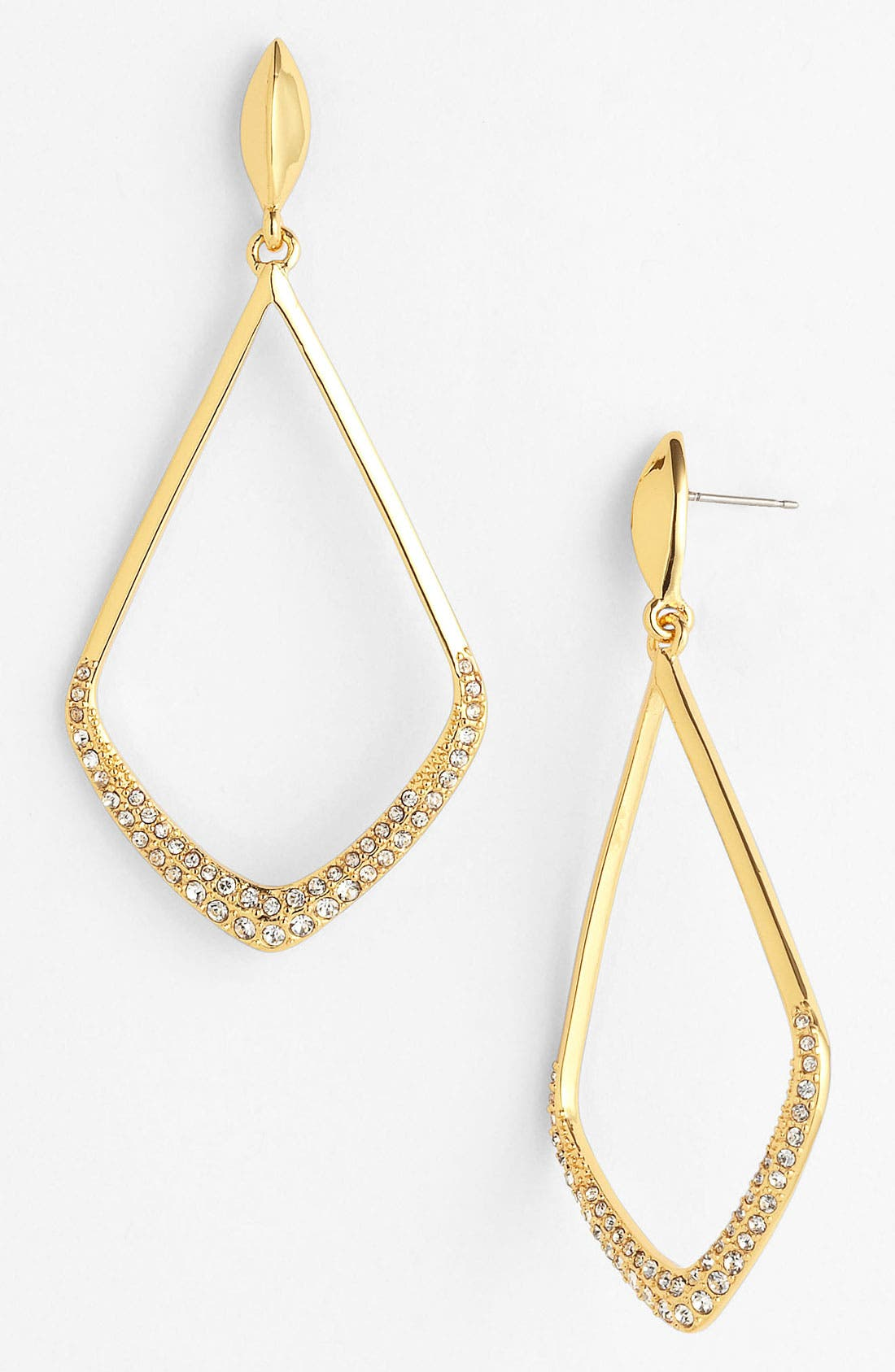 Main Image - Vince Camuto 'Speakeasy' Door Knocker Earrings