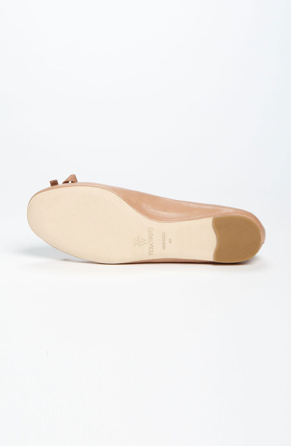 Alternate Image 4  - Vera Wang Footwear 'Laetitia' Flat