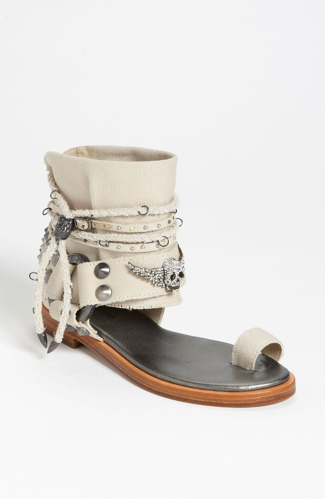 Alternate Image 1 Selected - Zadig & Voltaire 'Page III' Sandal