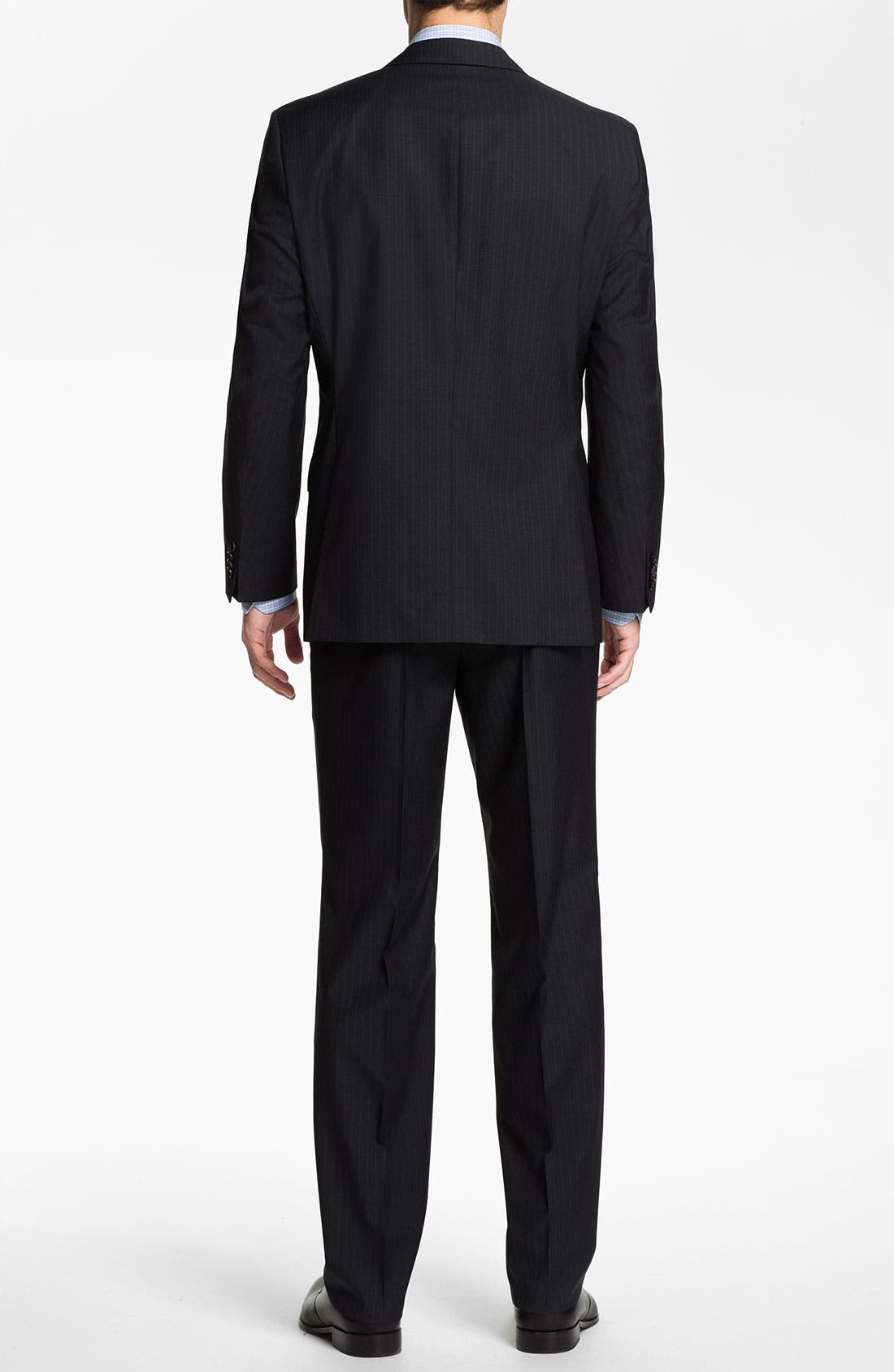 Alternate Image 3  - BOSS Black 'Pasini/Movie' Stripe Suit