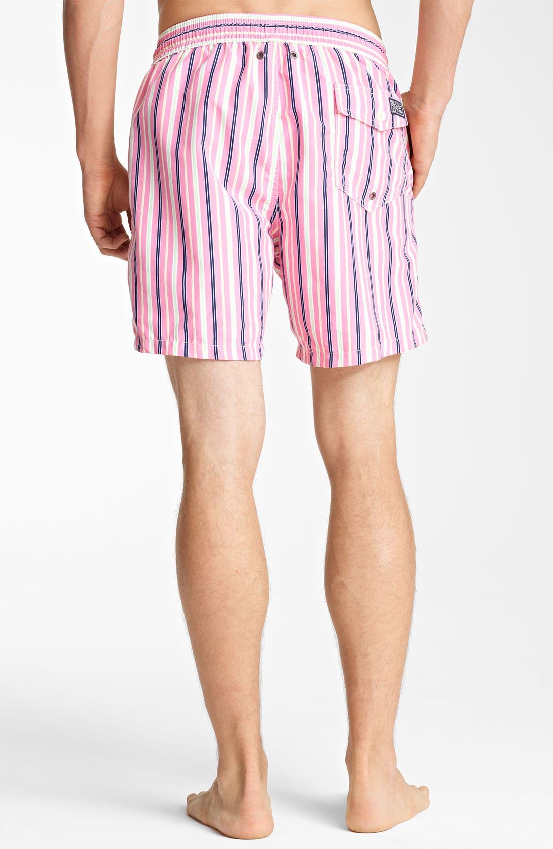 Alternate Image 2  - Polo Ralph Lauren 'Traveler' Swim Trunks
