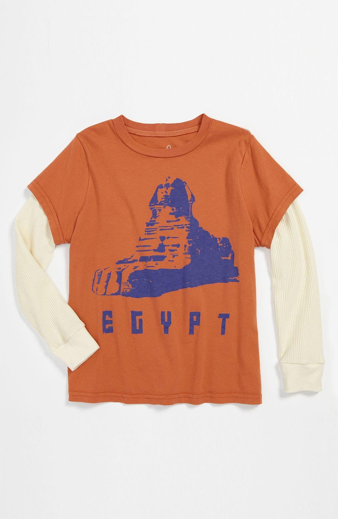 Main Image - Peek 'Egypt' T-Shirt (Toddler, Little Boys & Big Boys)