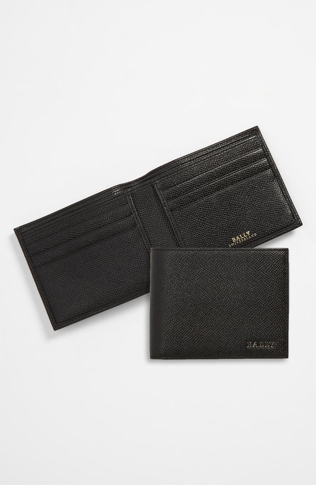 Main Image - Bally Calfskin Wallet