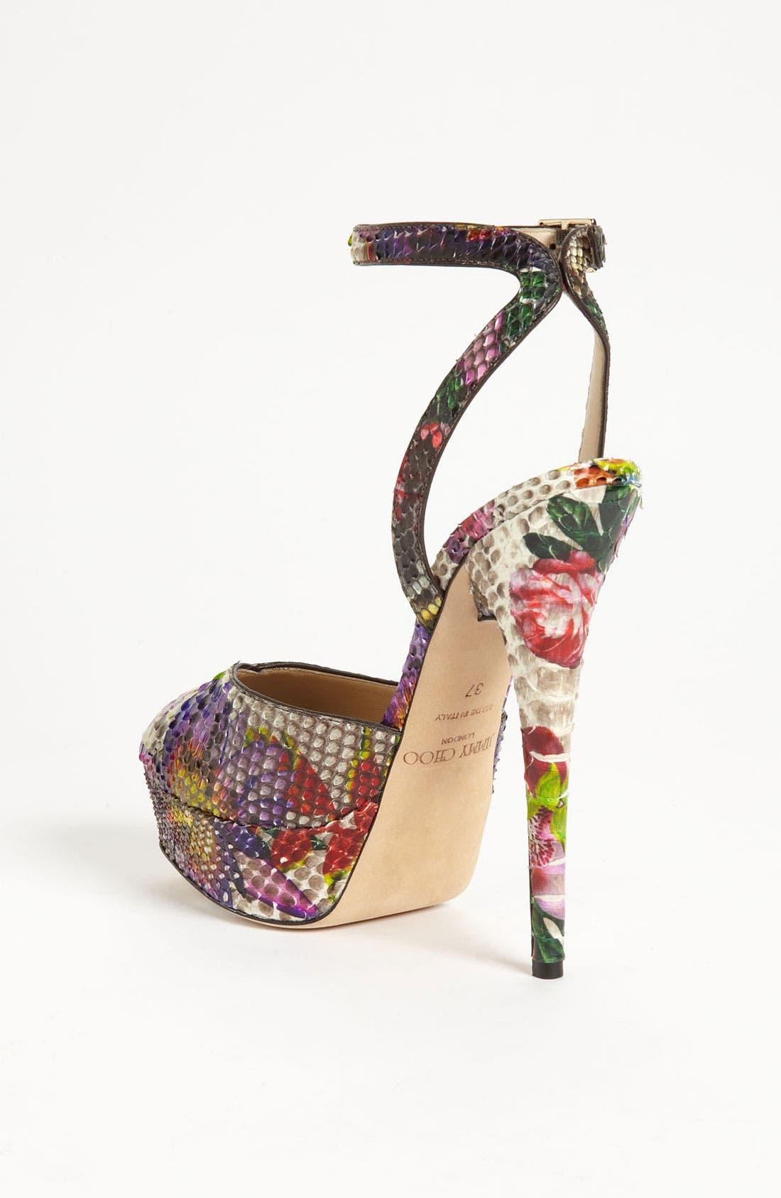 Alternate Image 2  - Jimmy Choo 'Lola' Ankle Strap Sandal
