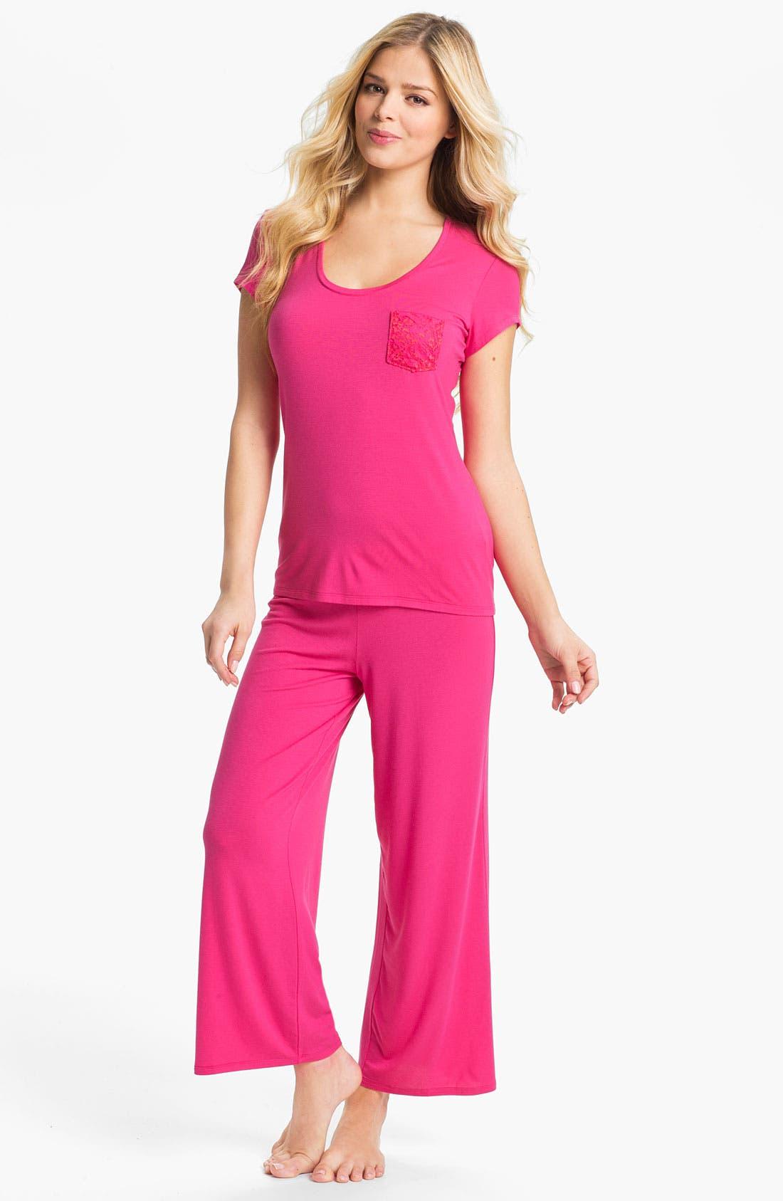 Alternate Image 1 Selected - Josie 'Nora' Pajamas