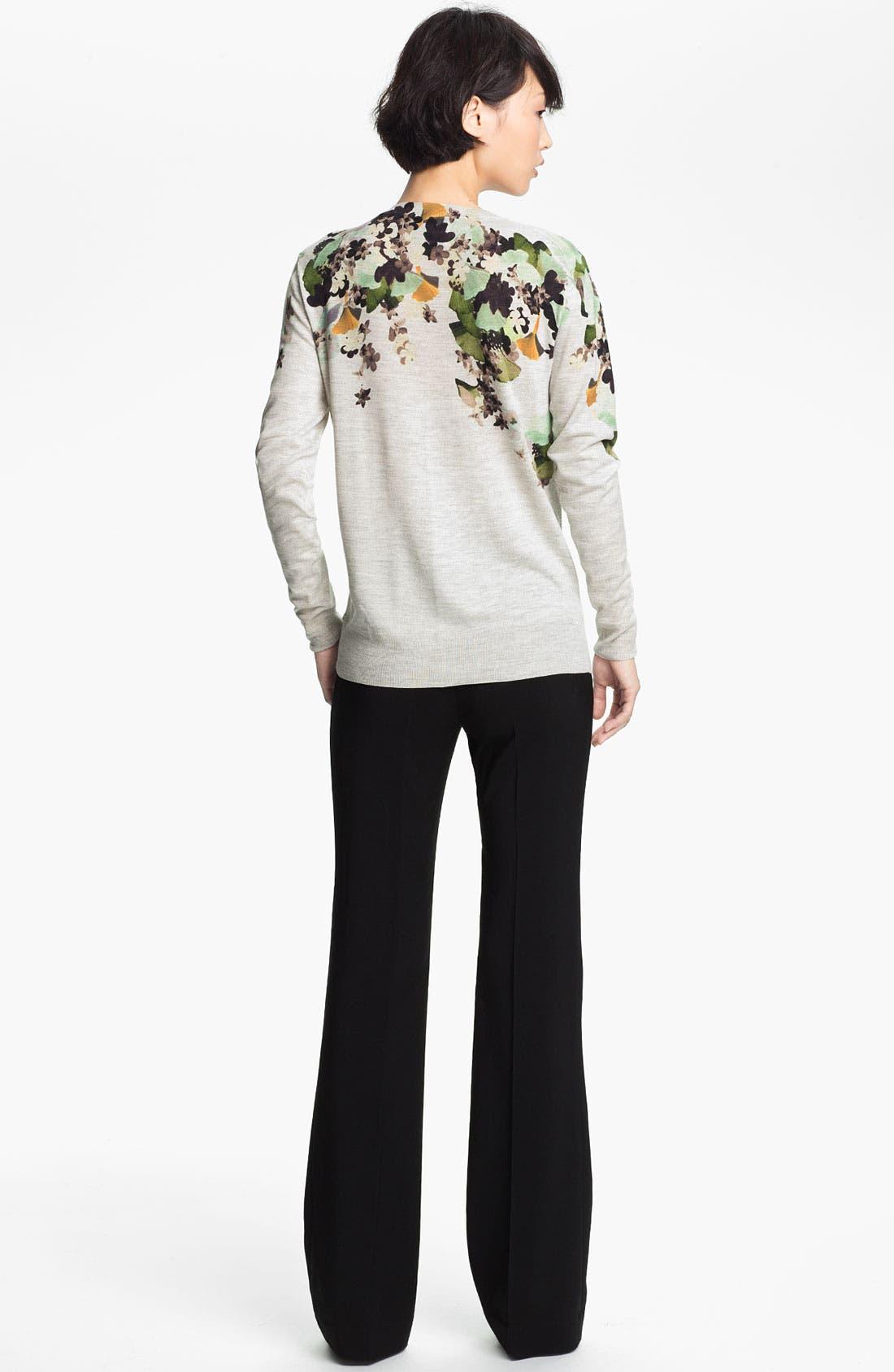 Alternate Image 2  - 3.1 Phillip Lim Floral Print Sweater