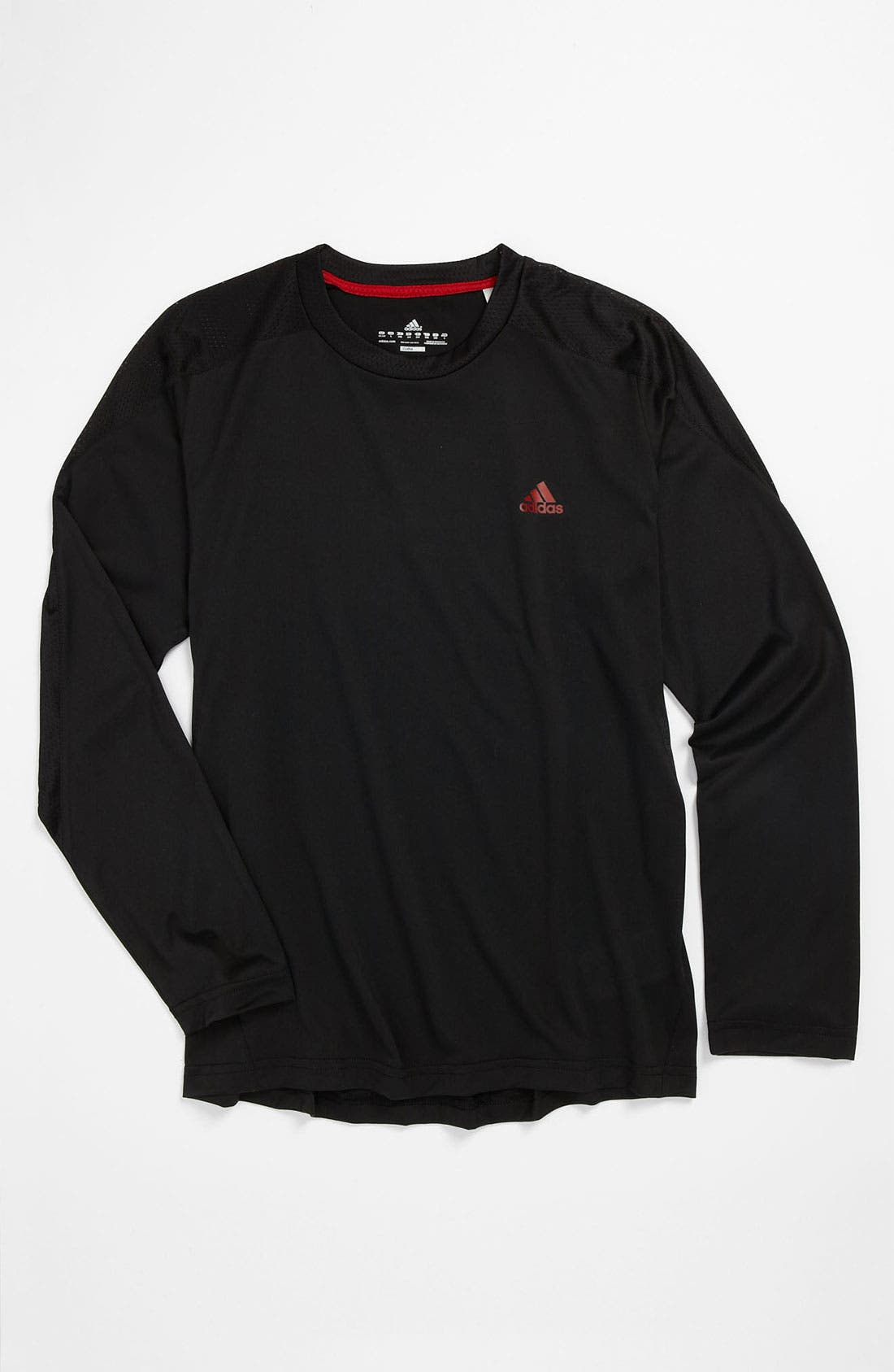 Alternate Image 1 Selected - adidas 'CLIMASpeed™' Top (Big Boys)