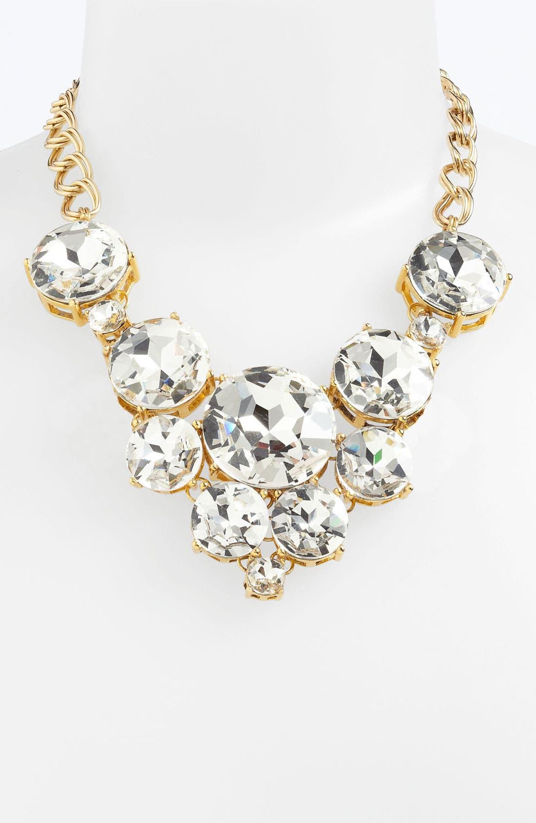 Main Image - Tasha Bib Necklace (Special Purchase)