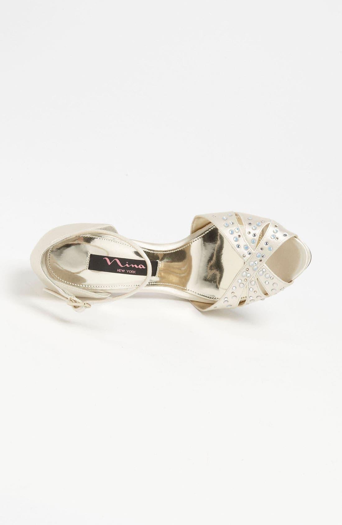 Alternate Image 3  - Nina 'Elizia' Sandal (Online Only)