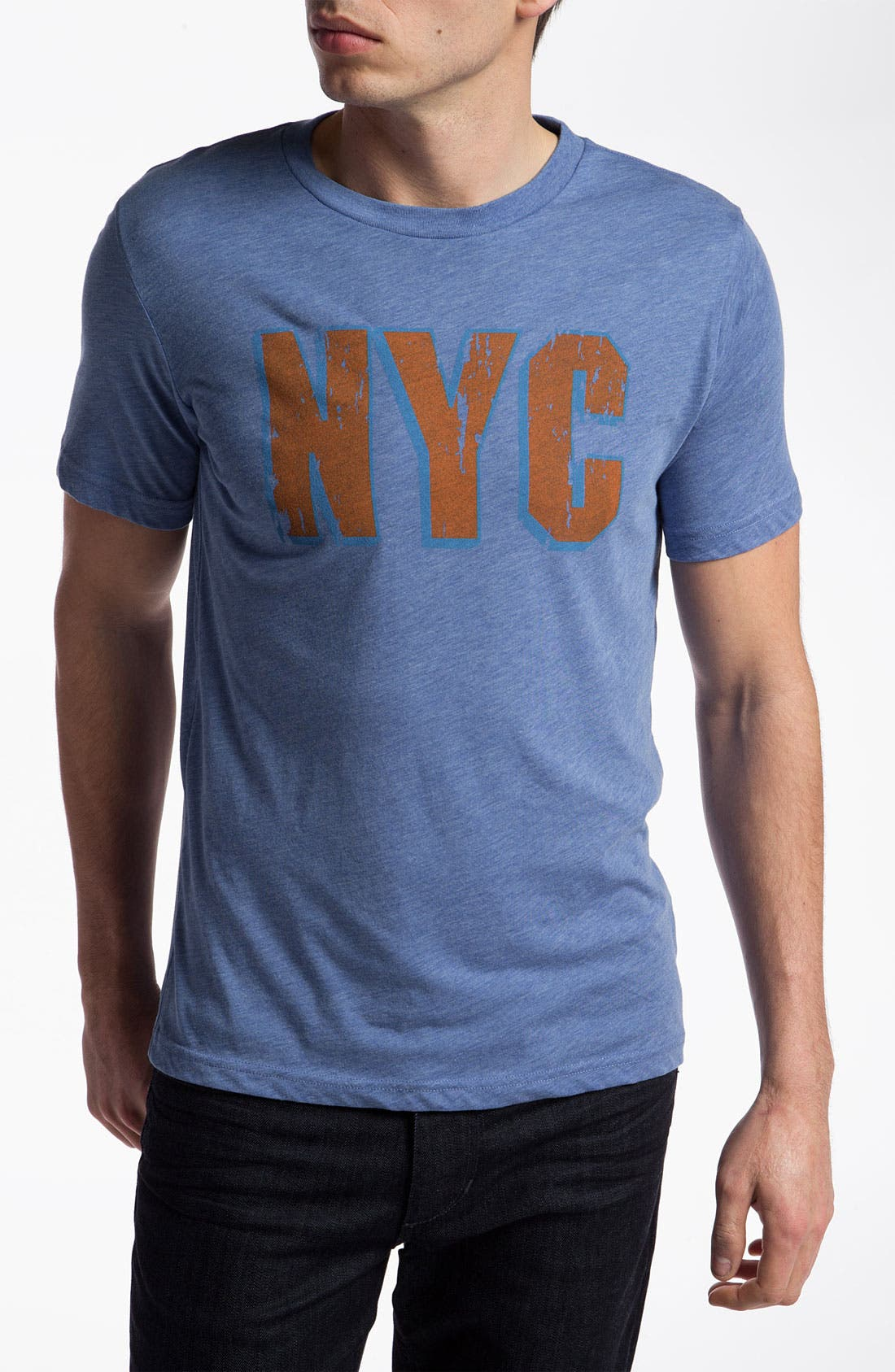 Alternate Image 1 Selected - DiLascia 'NYC' T-Shirt