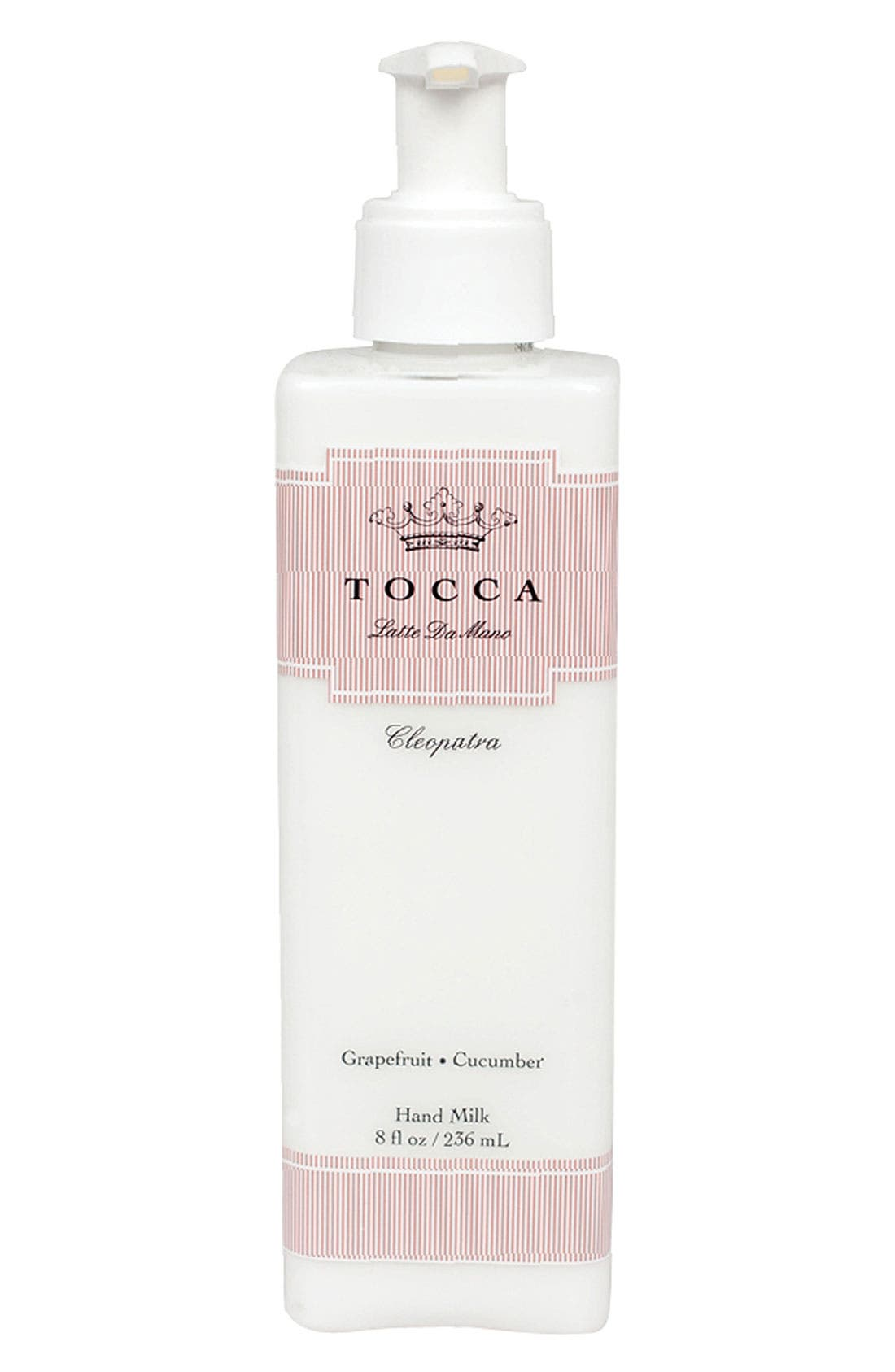 Alternate Image 1 Selected - TOCCA 'Cleopatra' Hand Milk