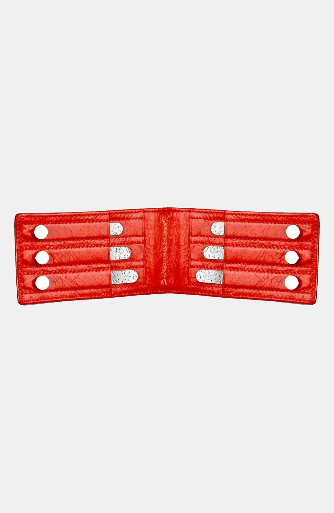 Alternate Image 2  - Würkin Stiffs 'Designer Edition - Power' Collar Stays (6-Piece Set)