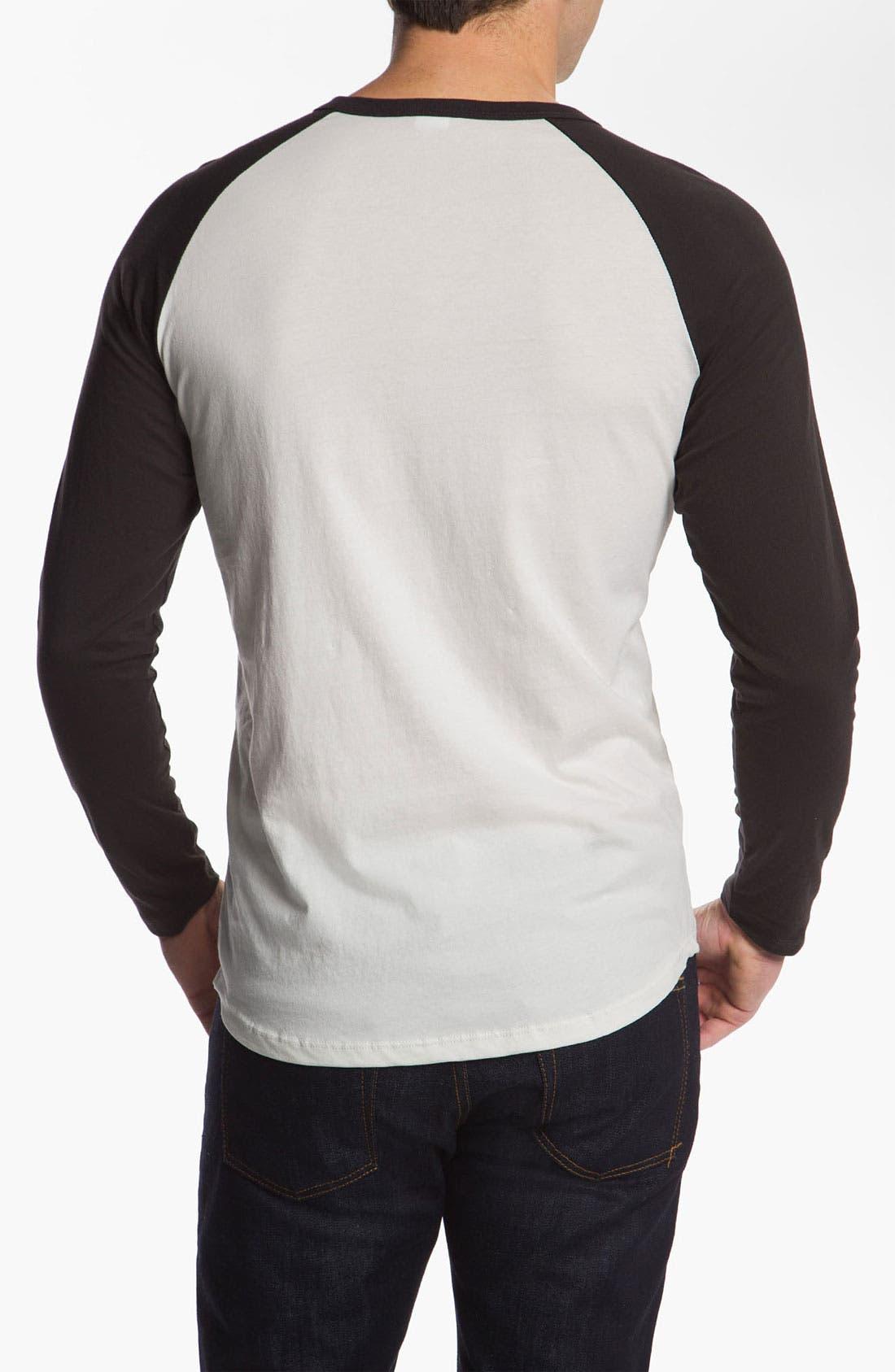 Alternate Image 2  - Junk Food 'San Francisco 49ers' Raglan Sleeve T-Shirt