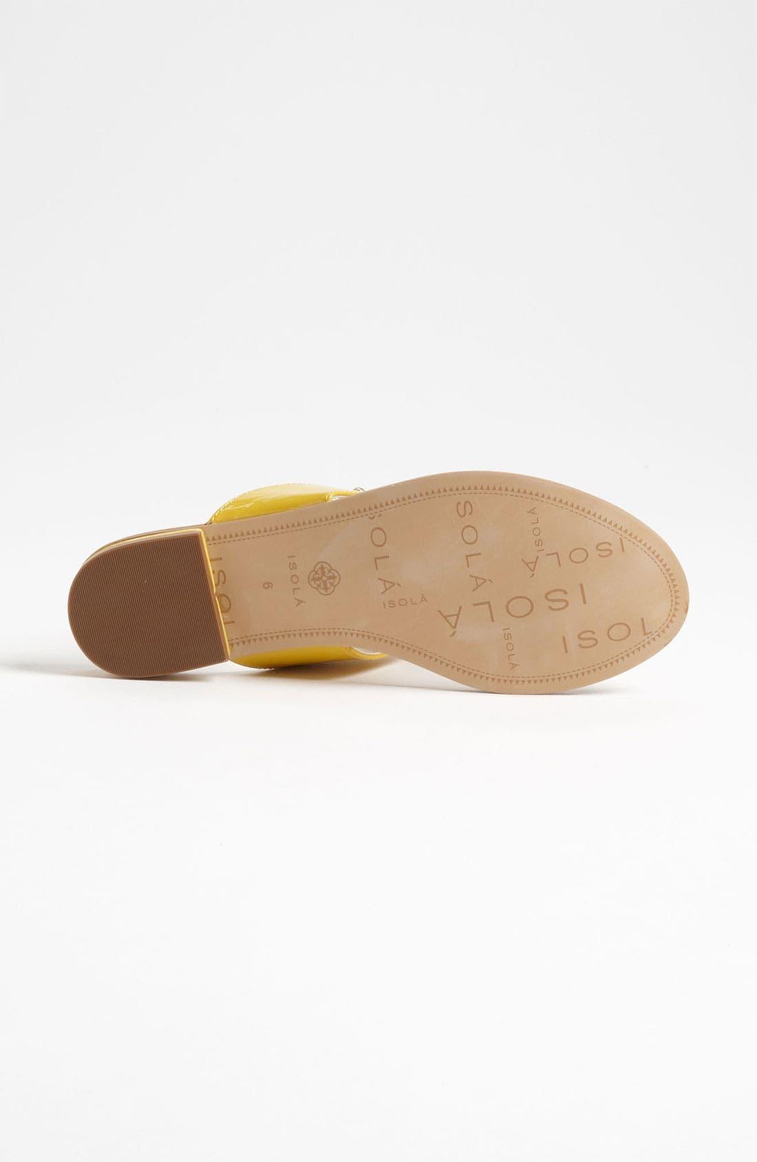 Alternate Image 4  - Isolá 'Alary II' Sandal