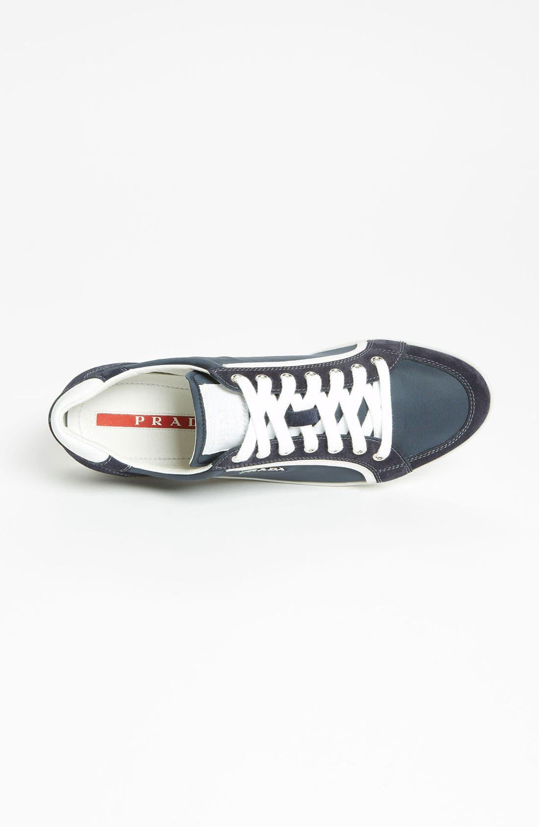 Alternate Image 3  - Prada Nylon Sneaker