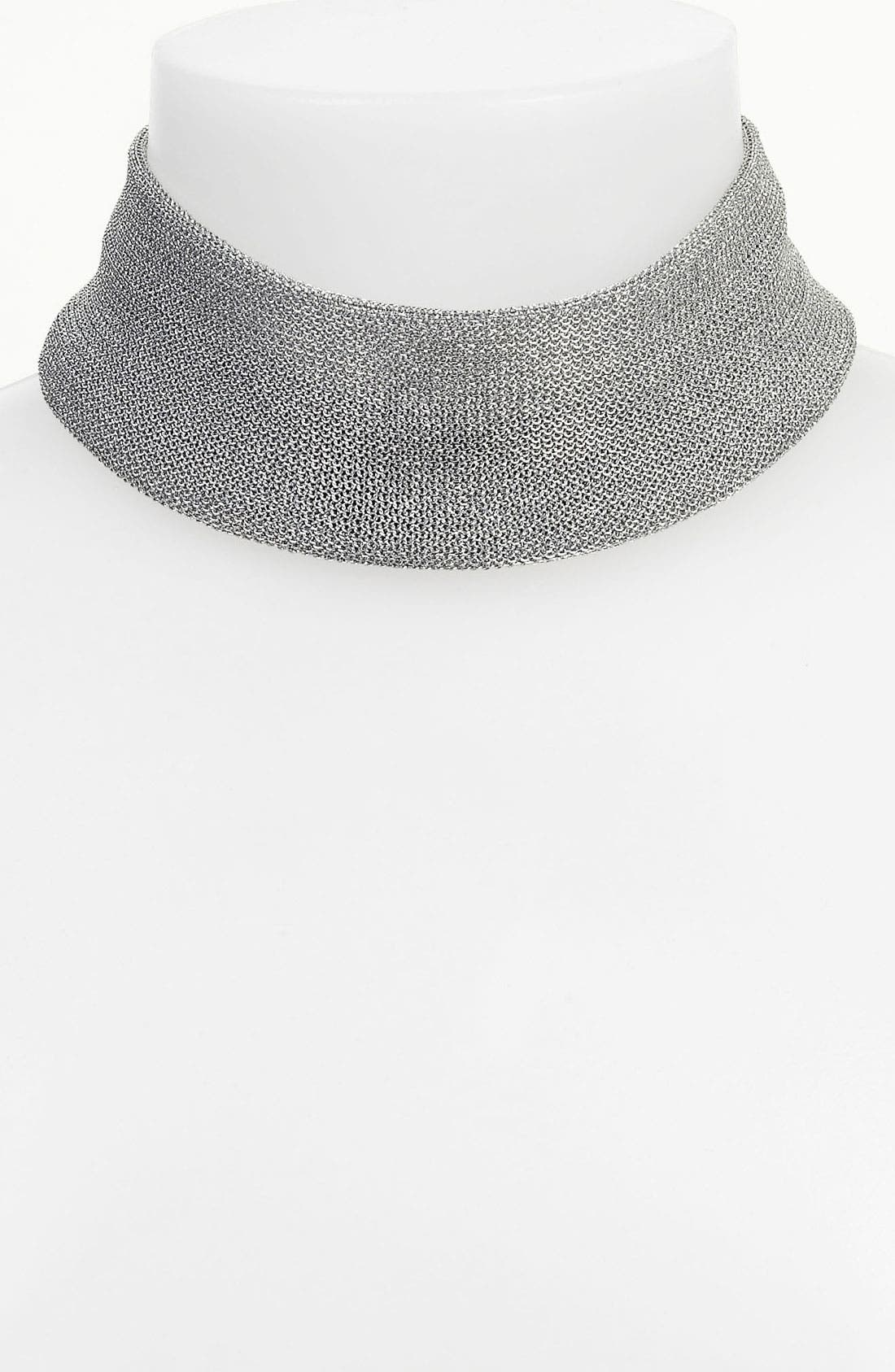 Alternate Image 4  - Adami & Martucci 'Mesh' Collar Necklace (Nordstrom Exclusive)